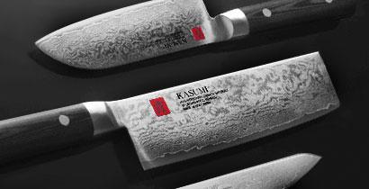 Kasumi knives