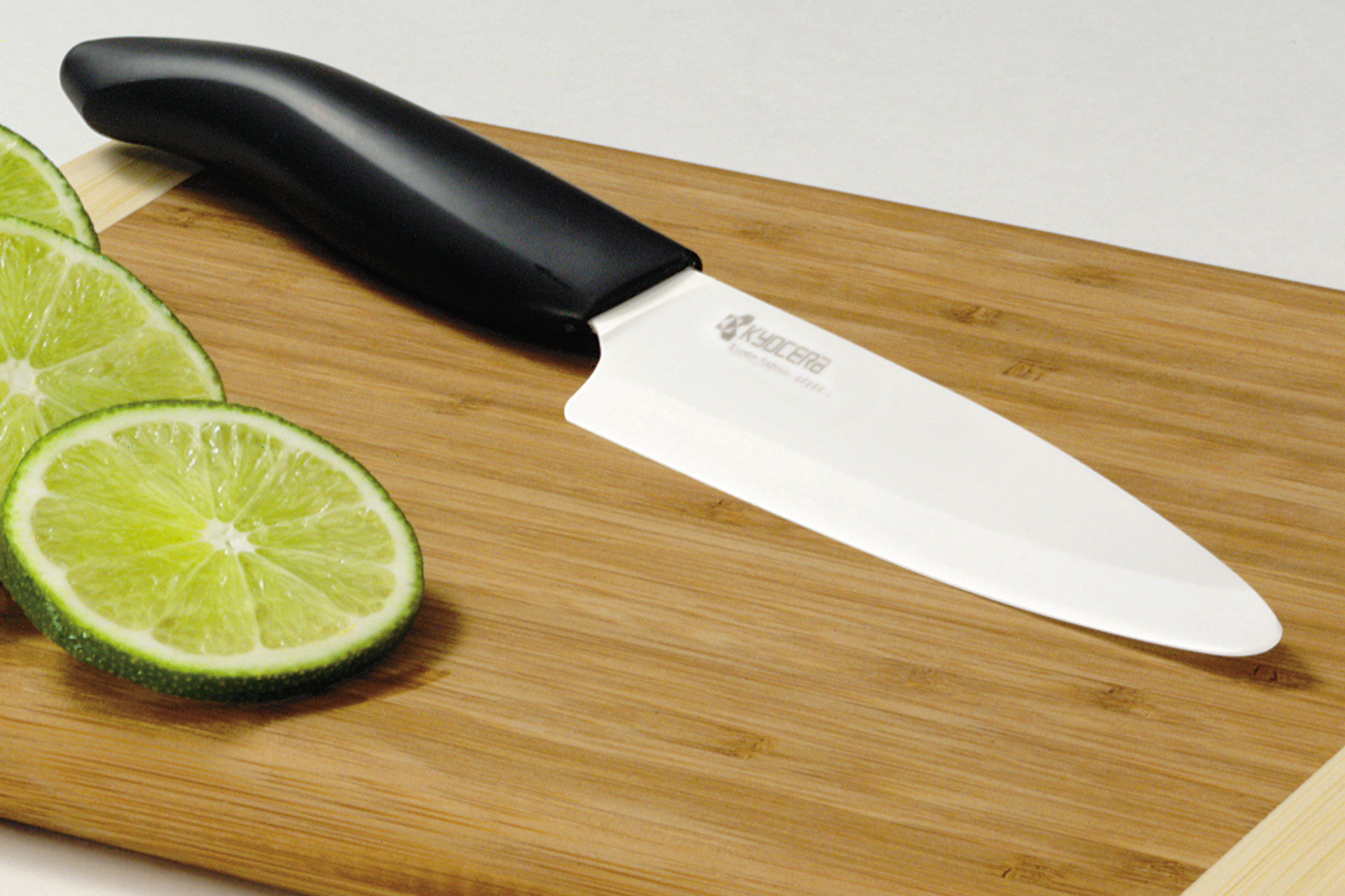 Kyocera Revolution Ceramic Knife Peeler Amp Slicer Set 3