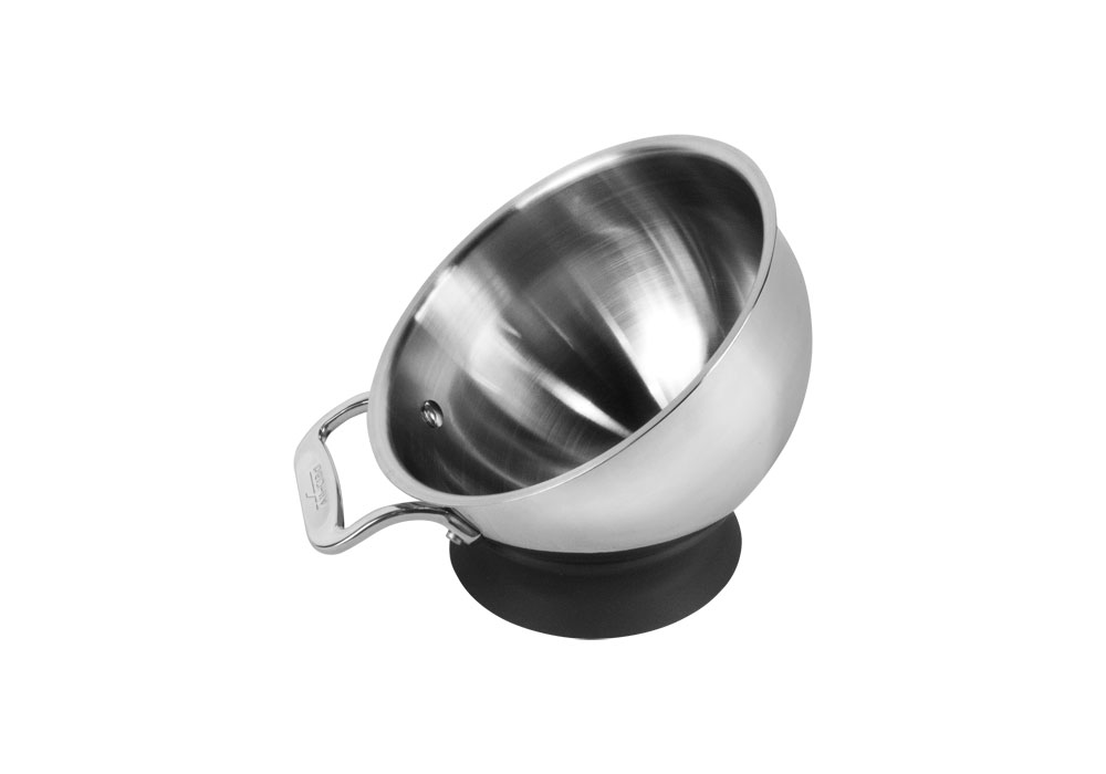 All Clad Spherical Mixing Bowl With Base 1 5 Quart