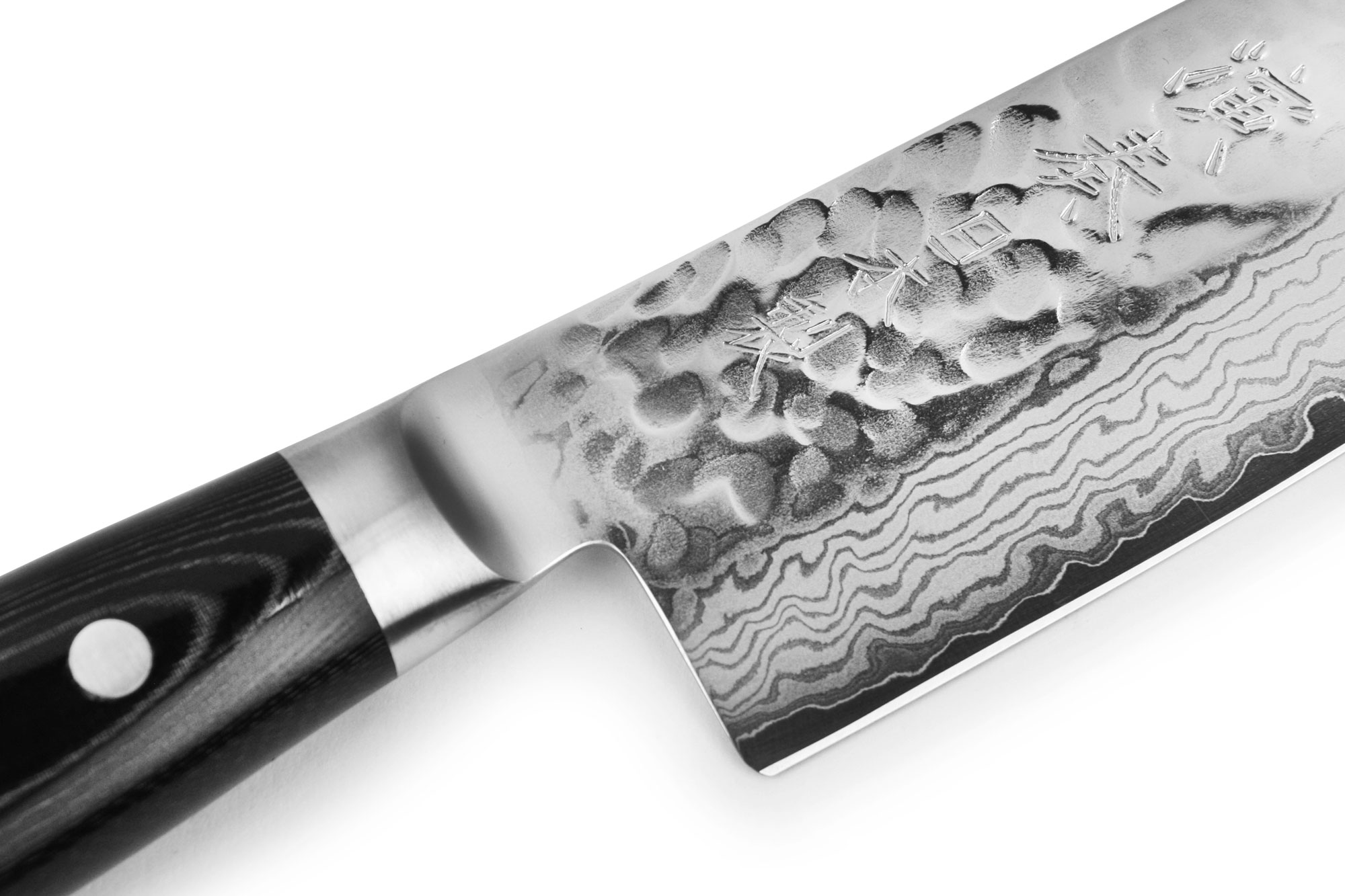 Enso Hd Hammered Damascus Chef S Knife 10 Inch Japanese