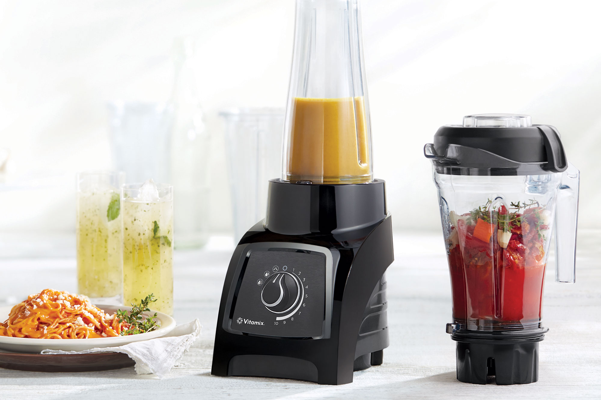 Vitamix S50 Personal Blender With Travel Container 40oz