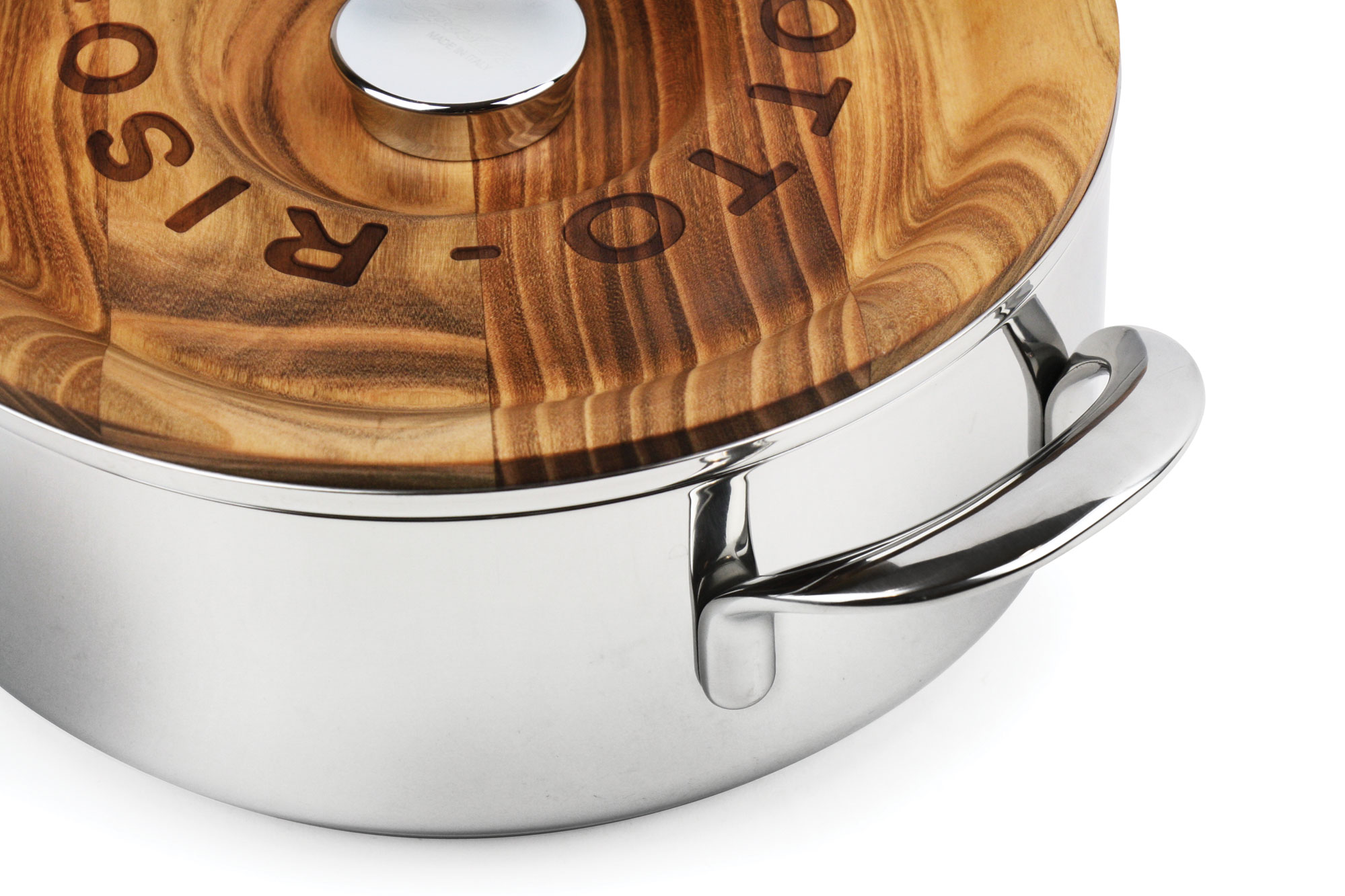 Lagostina Risotto Pan 4 Quart Cutlery And More