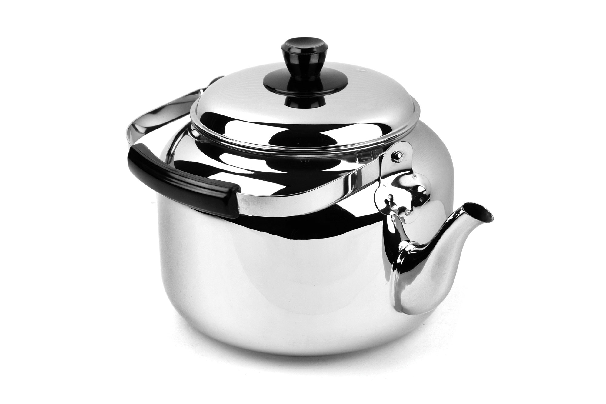 Demeyere Resto Stainless Steel Tea Kettle 4 2 Quart