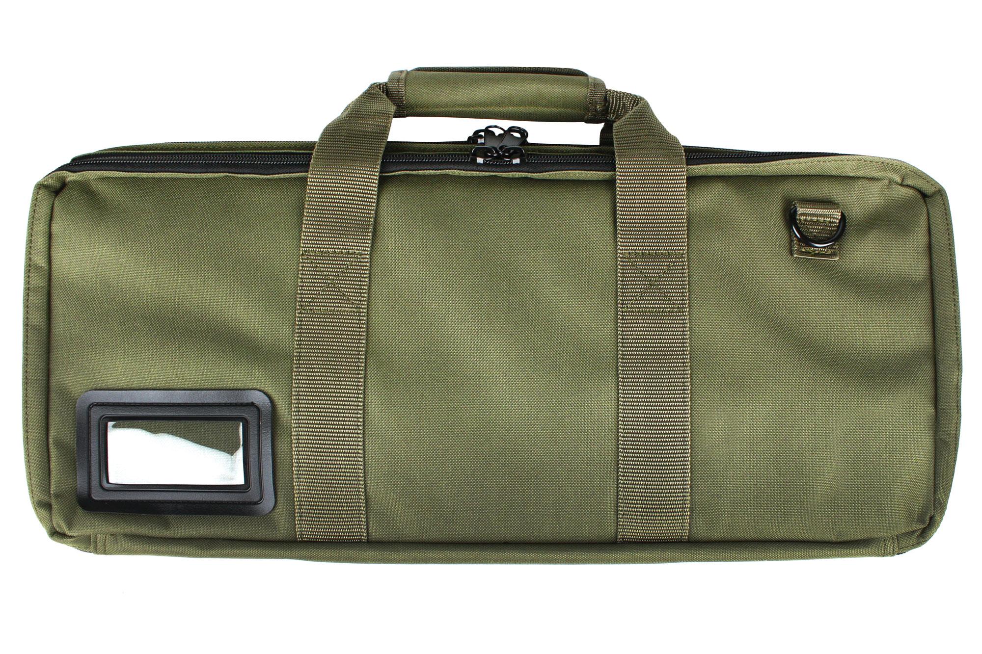Ultimate Edge Evolution Deluxe Knife Bag 18 Pocket Olive