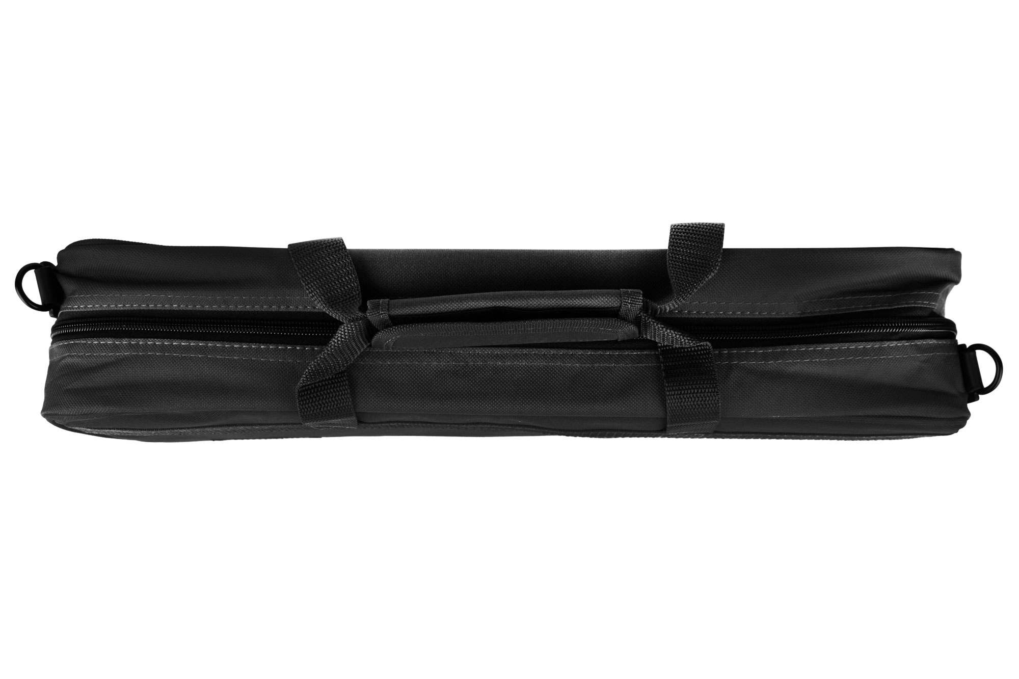 messermeister 16 pocket chef 39 s knife bag black cutlery and more. Black Bedroom Furniture Sets. Home Design Ideas