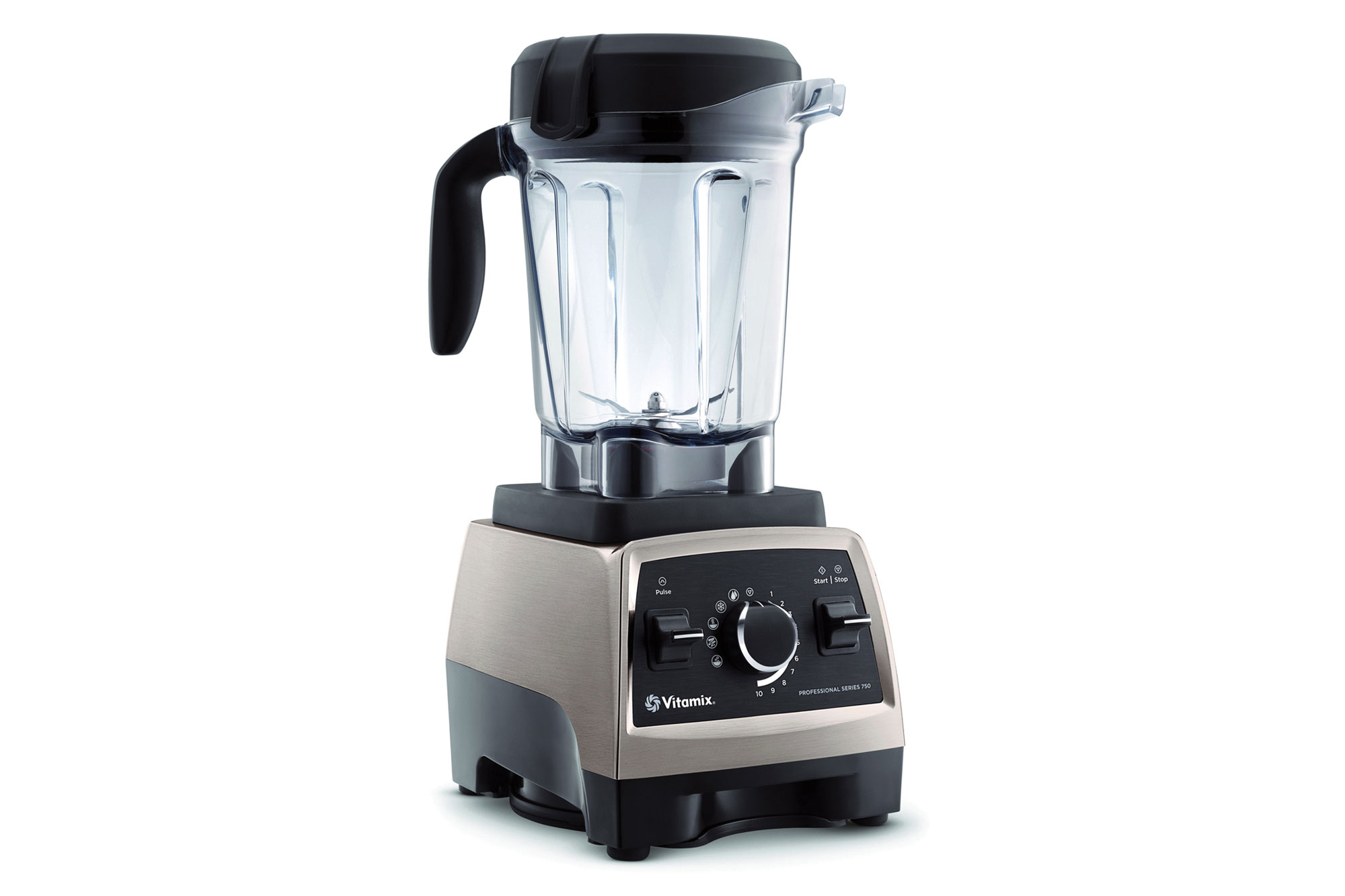 Vitamix Professional Series 750 Heritage Brushed Stainless