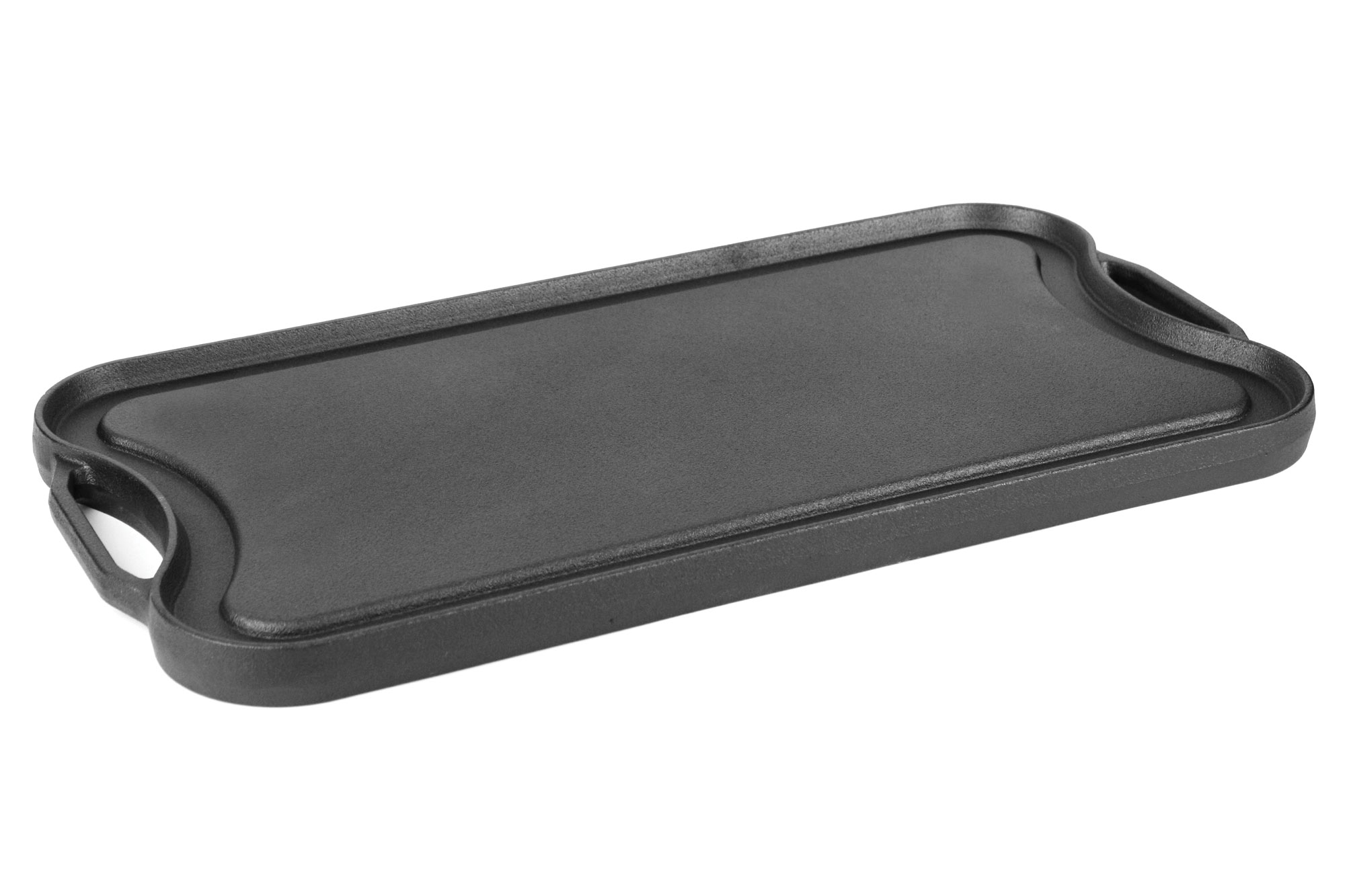 Viking Cast Iron Reversible Griddle Grill Pan 20 Inch