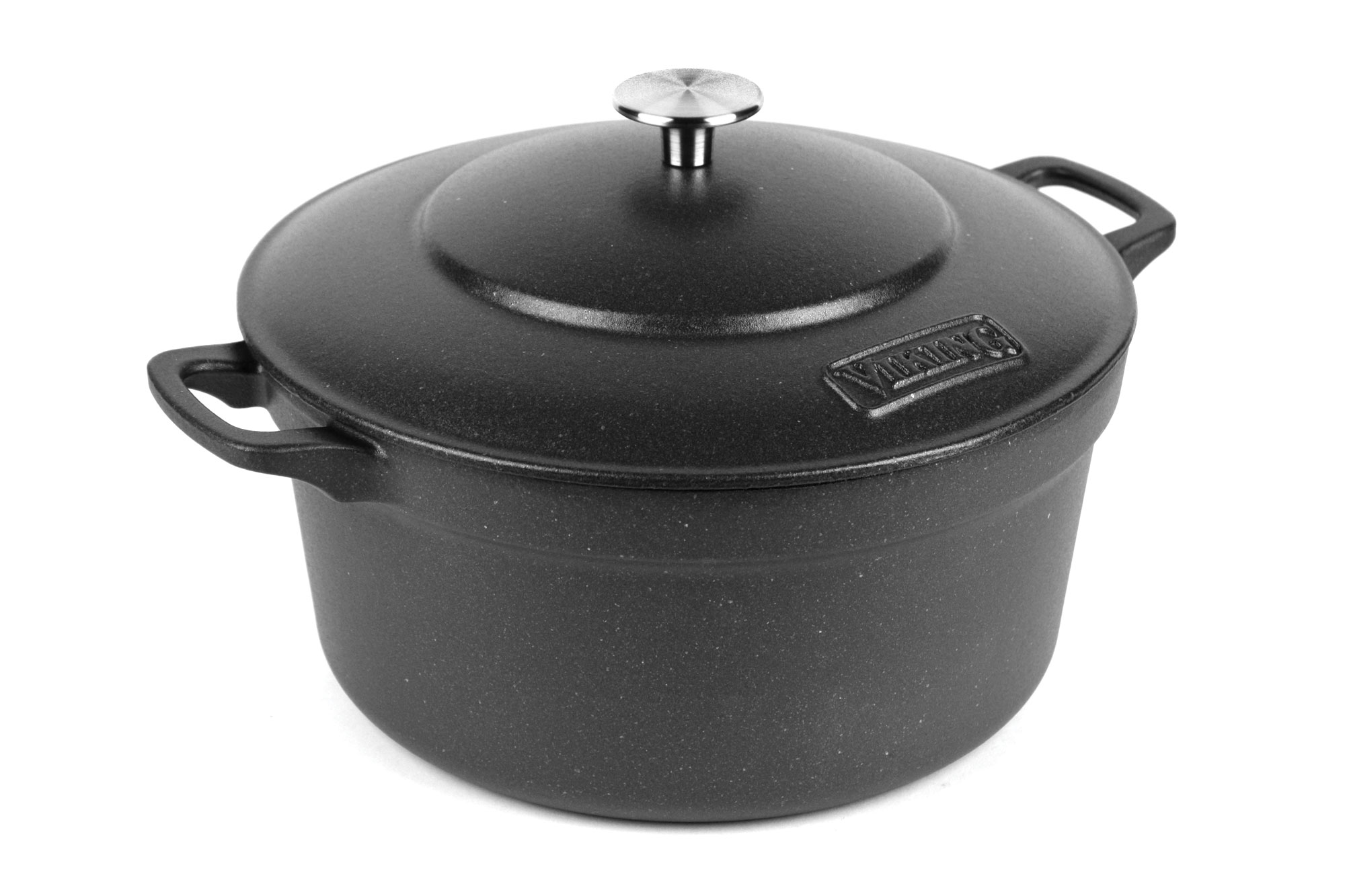 Viking Cast Iron Dutch Oven 7 Quart Cutlery And More