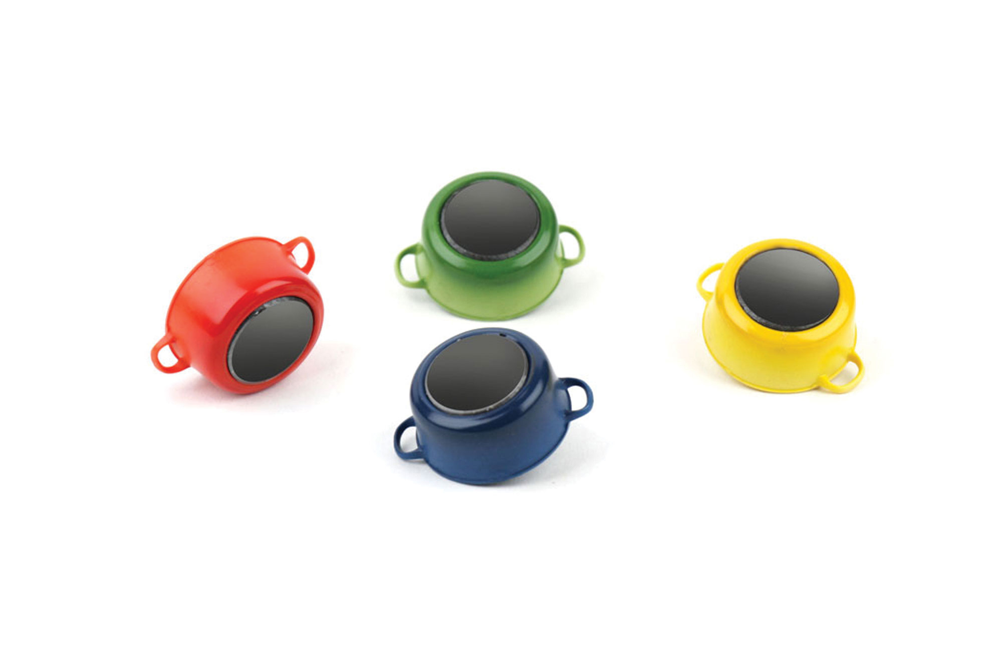 Le Creuset Mini Dutch Oven Magnets 4 Pack Cutlery And More
