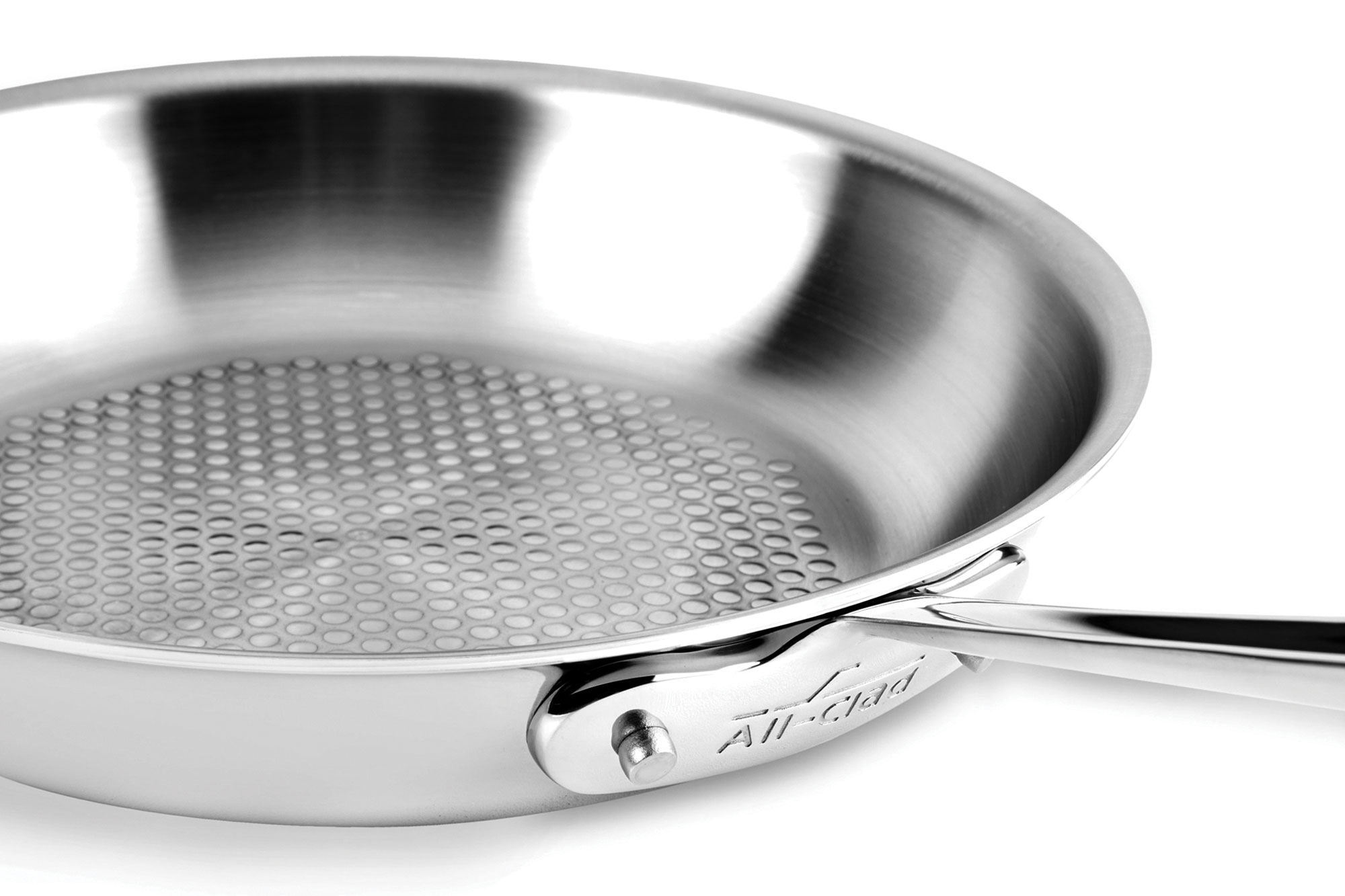 All Clad D3 Stainless D3 Armor Skillet 8 Quot Cutlery And More