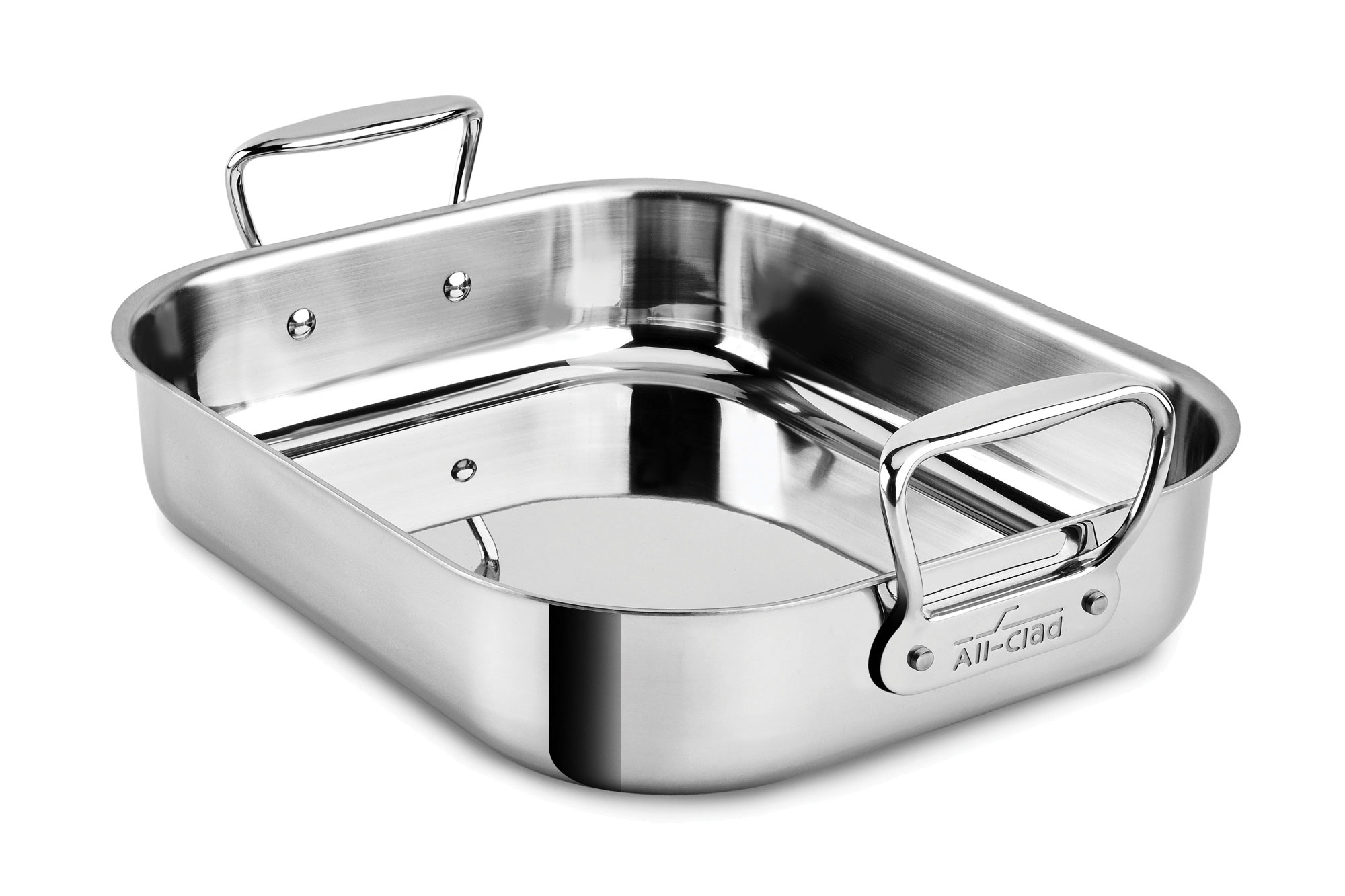 All Clad Roasting Pan With Rack 14x11 Quot Cutlery And More