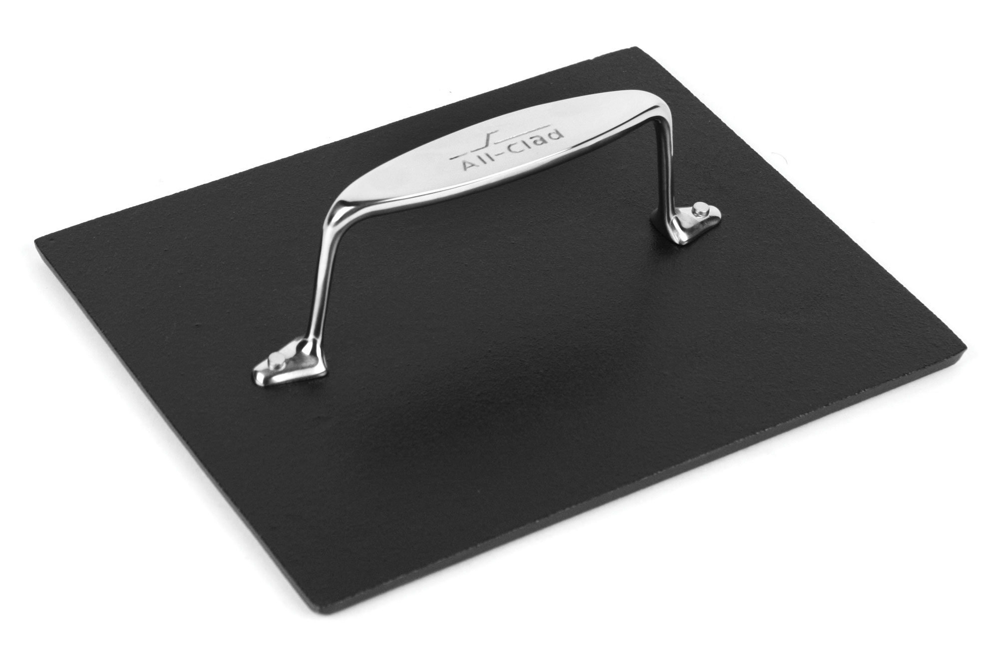 All Clad Ha1 Nonstick Panini Pan With Press 10 Quot Cutlery