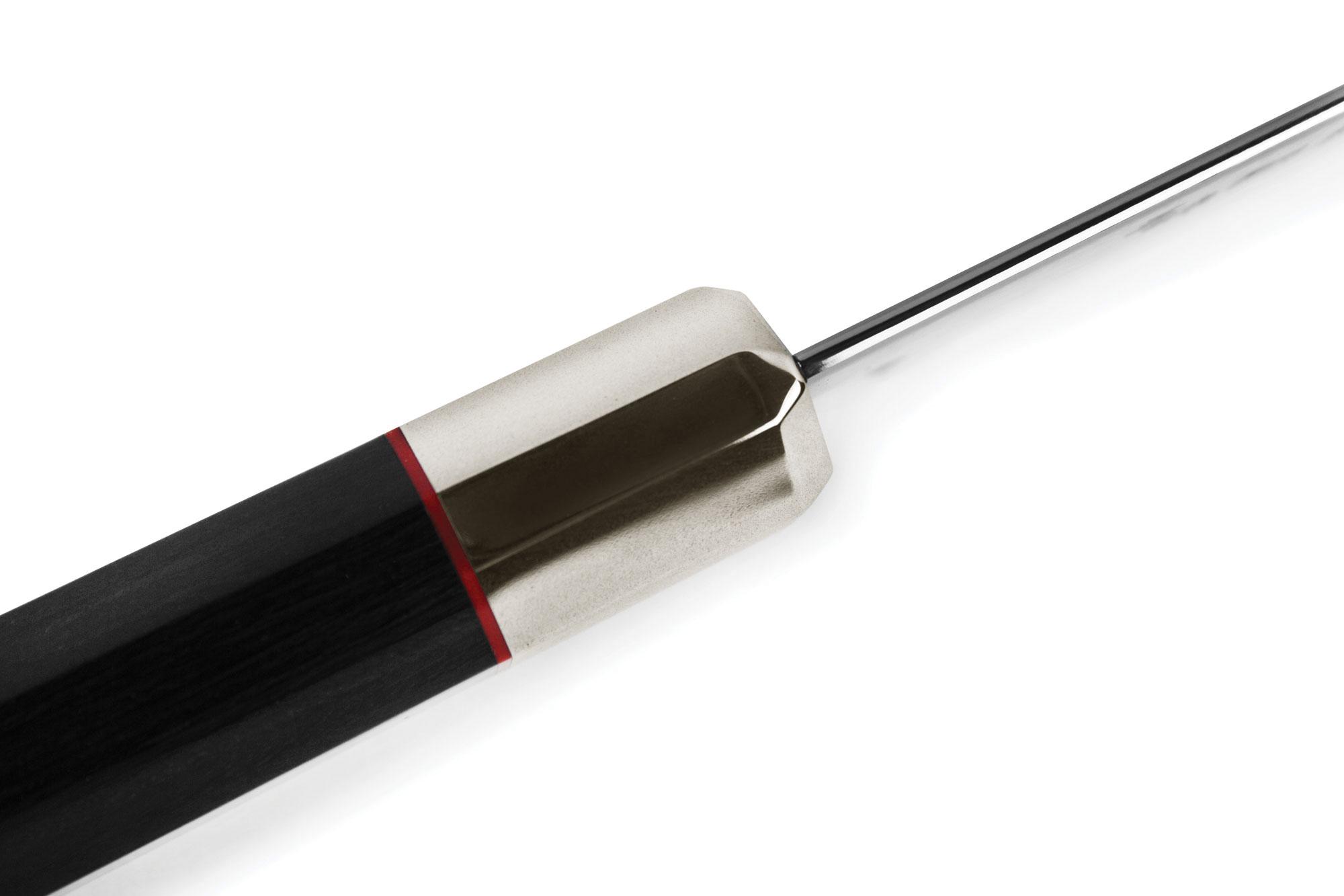 mcusta zanmai kuronami gyuto chef s knife 9 5 inch mcusta zanmai hybrid petty vg 10 90mm hz2 3000v