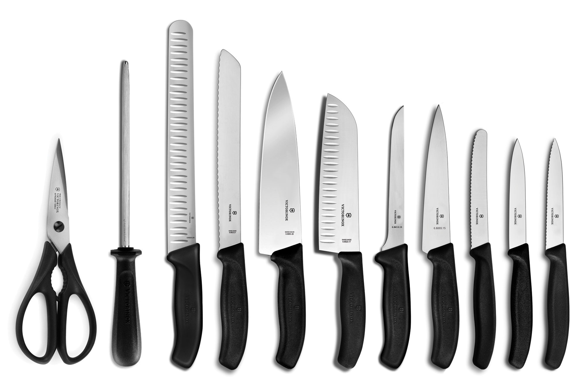 Victorinox Swiss Classic Knife Set 18 Piece Kitchen