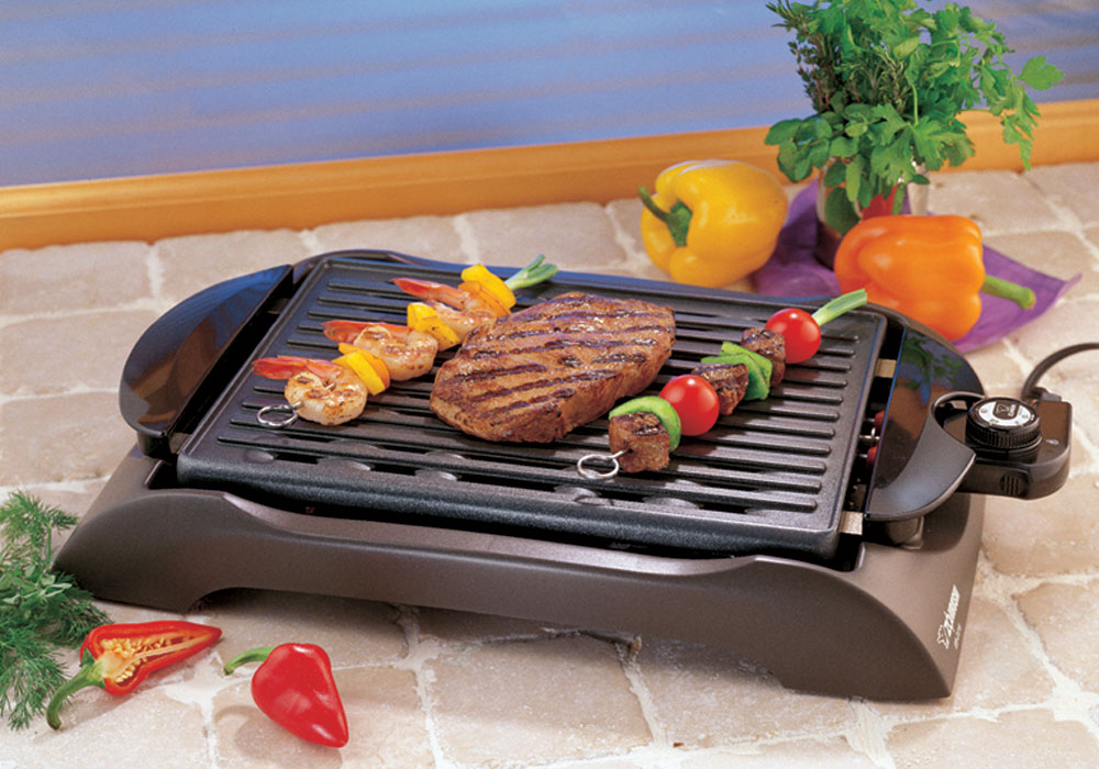 Zojirushi Indoor Electric Grill 15x12 25 Quot Cutlery And More