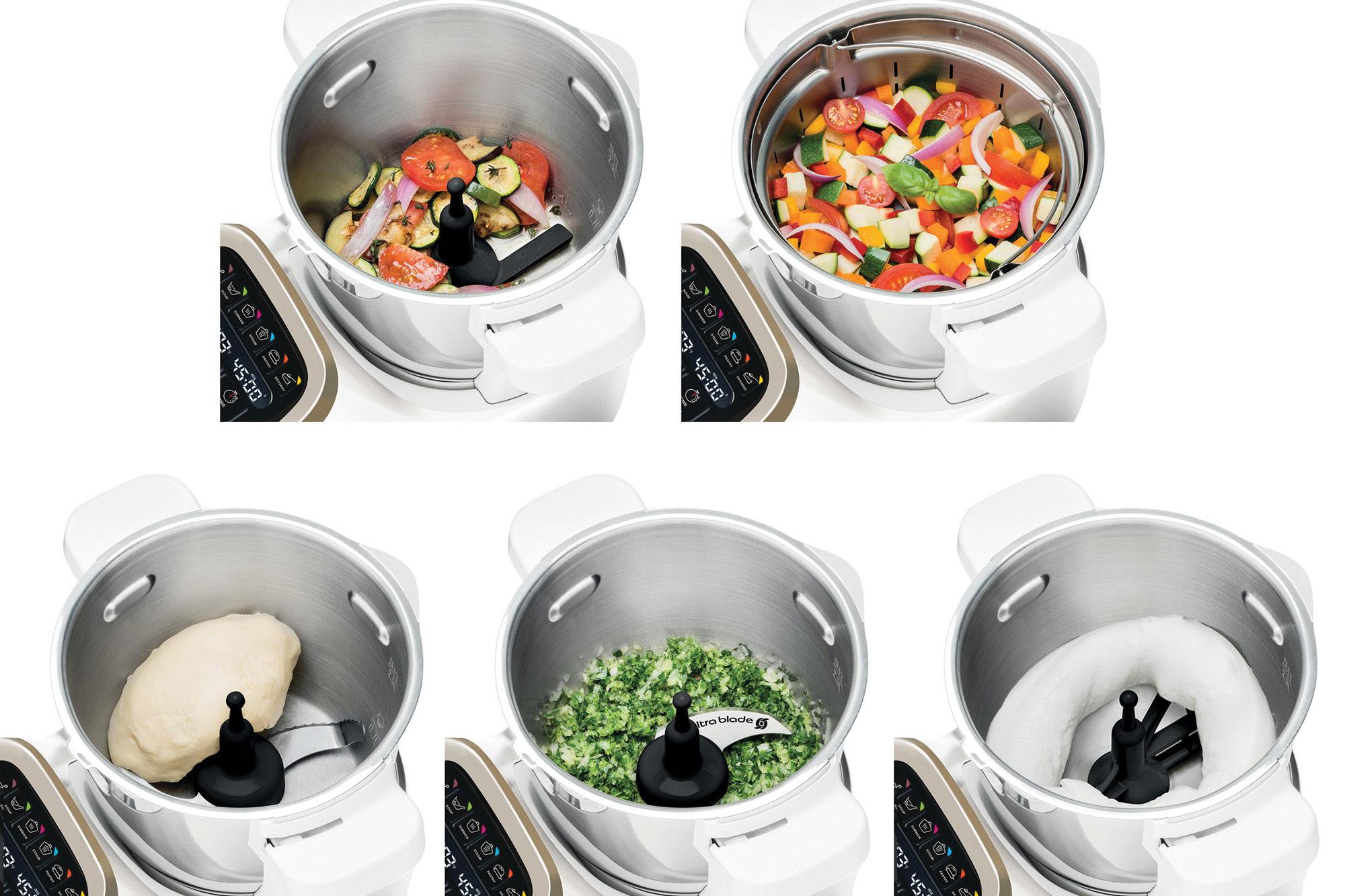 All Clad Prep Amp Cook All In One Appliance Cutlery And More