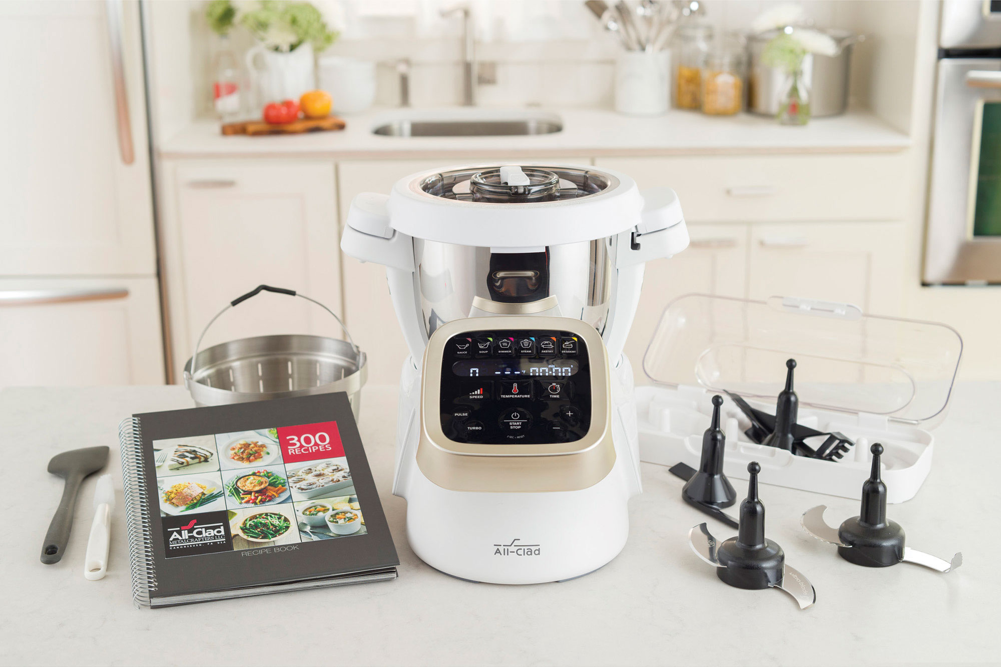 All In One Kitchen Appliance.All Clad Prep Cook All In One Appliance