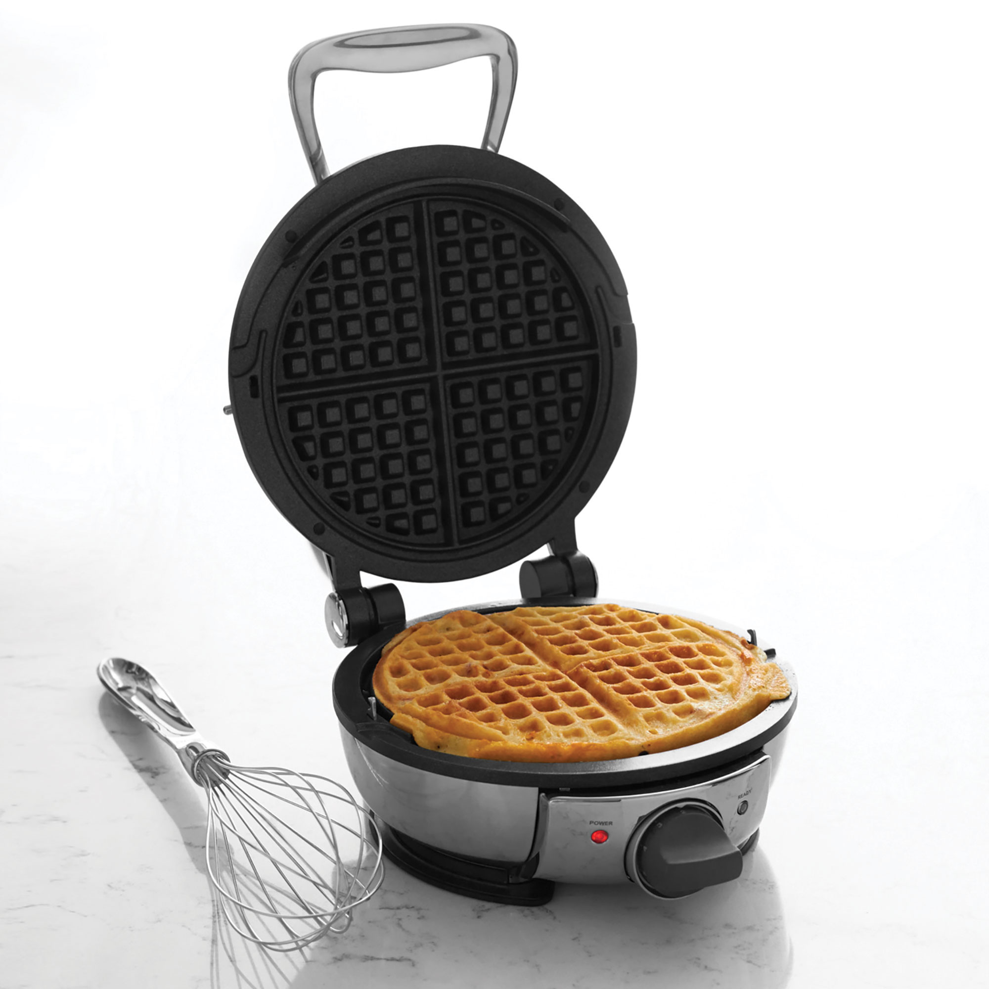 All Clad Classic Round Waffle Maker Cutlery And More