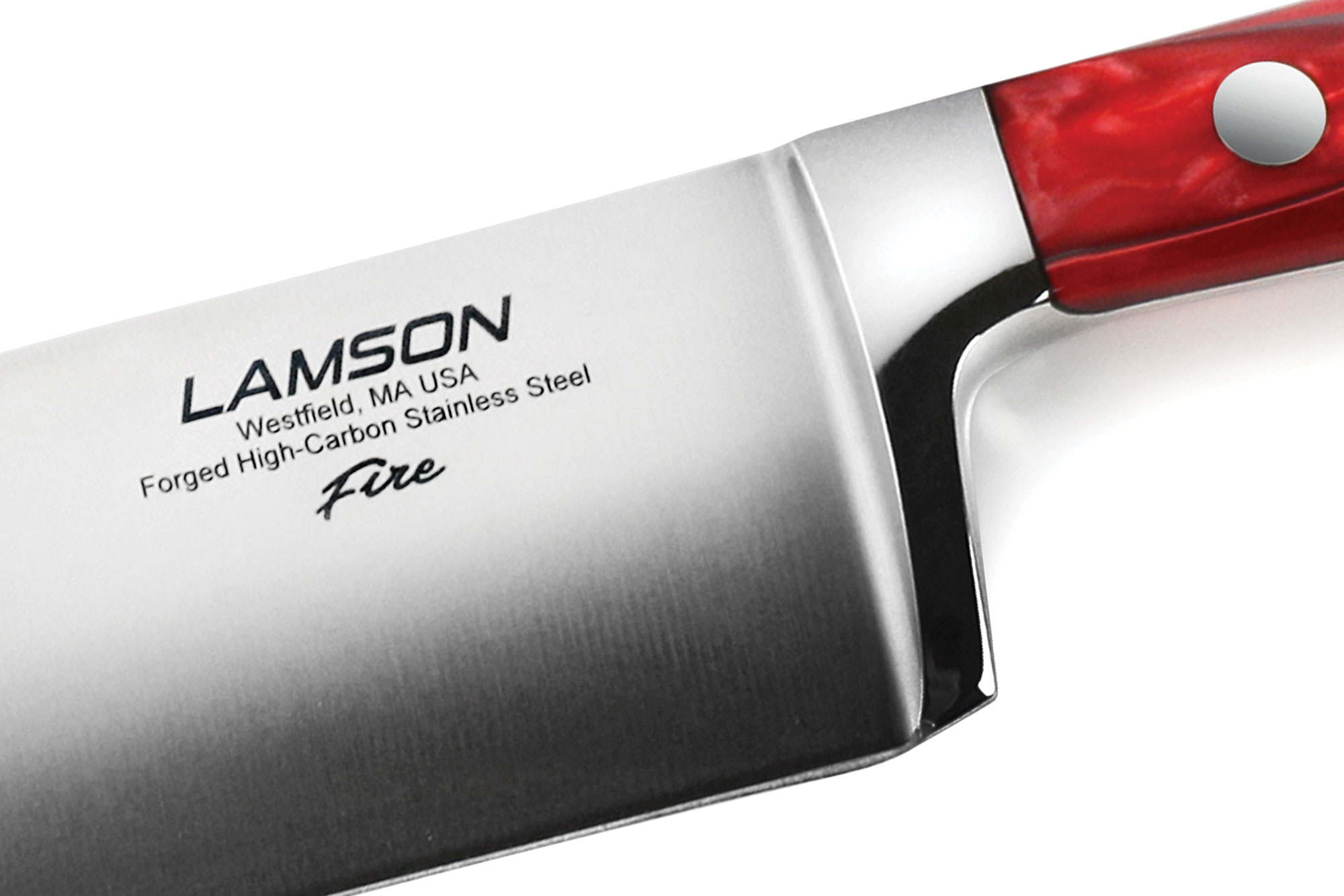 Lamson Fire Chef S Knife 6 Quot Cutlery And More