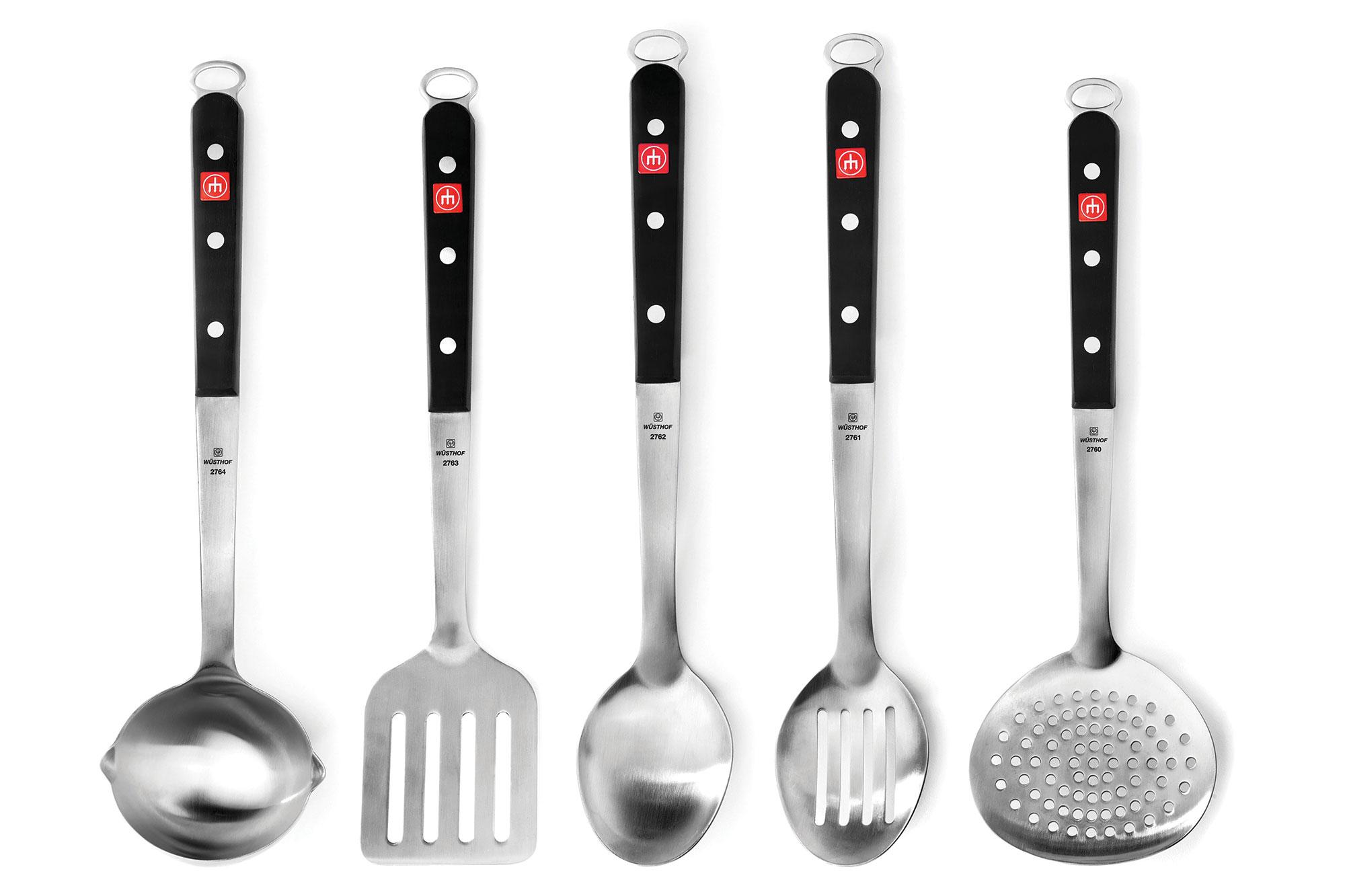 Wusthof Kitchen Utensil Set 5-piece - Tools & Cooking Utensils ...