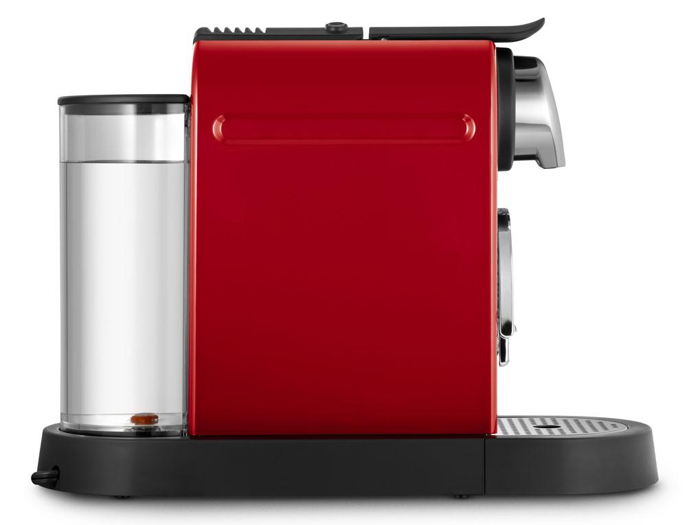 Nespresso Citiz Espresso Maker, Fire Engine Red Cutlery and More