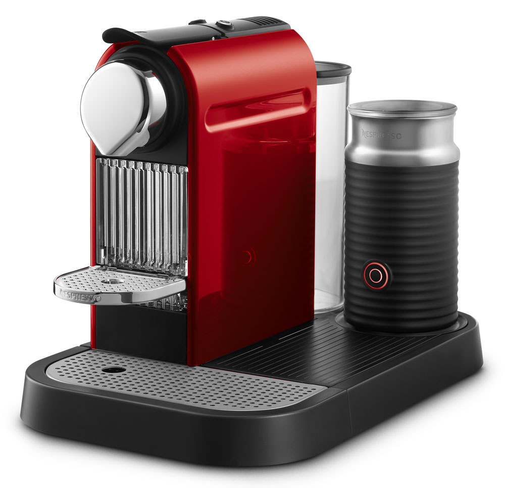 Nespresso Citiz Coffee Amp Espresso Maker With Milk Frother