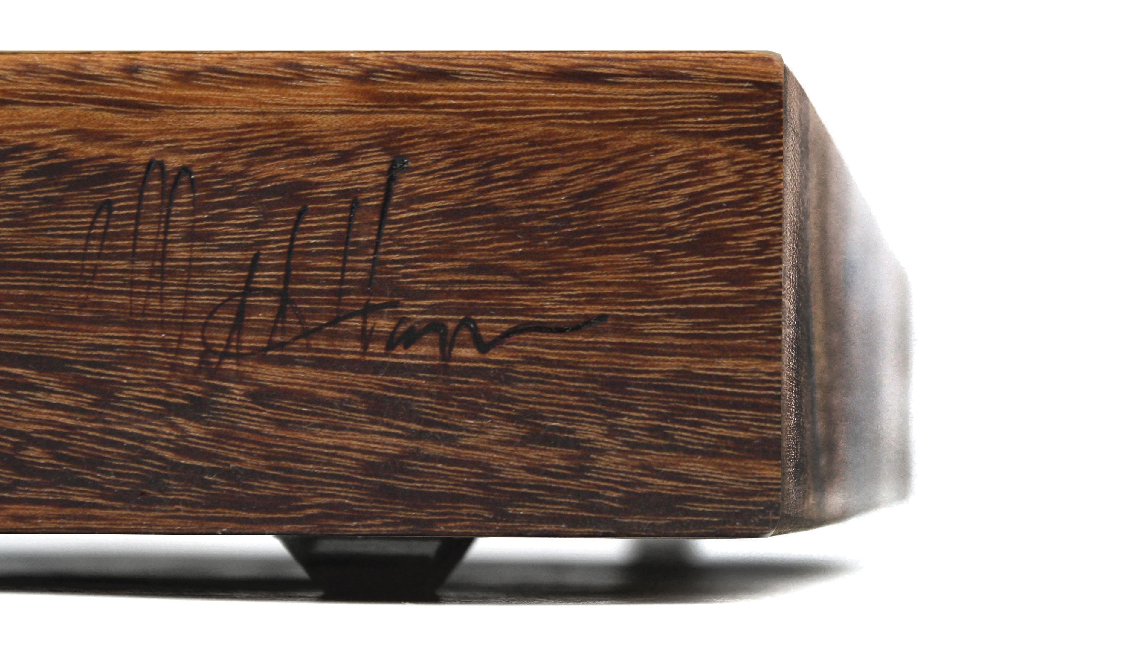 Cotton And Dust Tigerwood Cutting Board Severyn 24x18 Inch