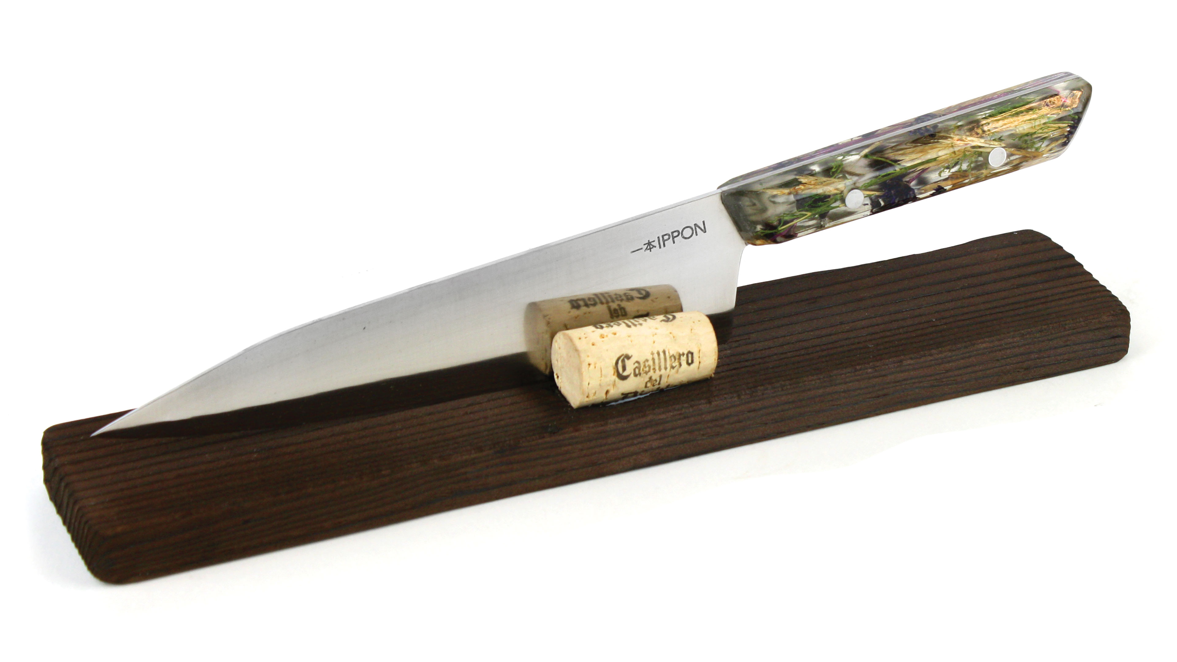 Ak Chef Natural Galaxy Ippon Chef S Knife 8 Quot Cutlery