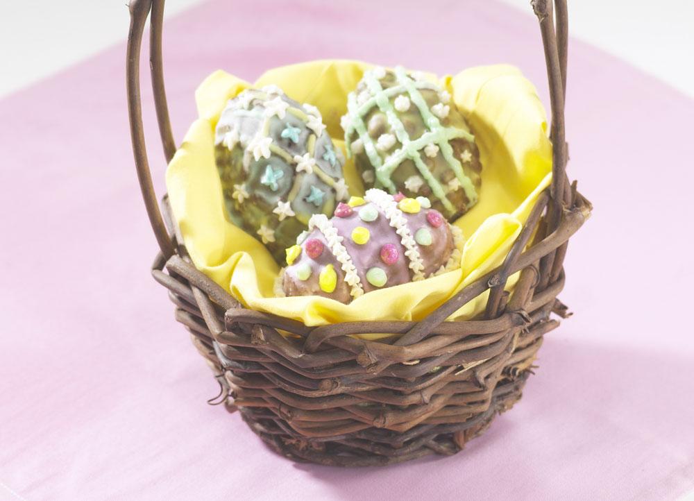 Nordicware Platinum Series Decorated Easter Egg Pan