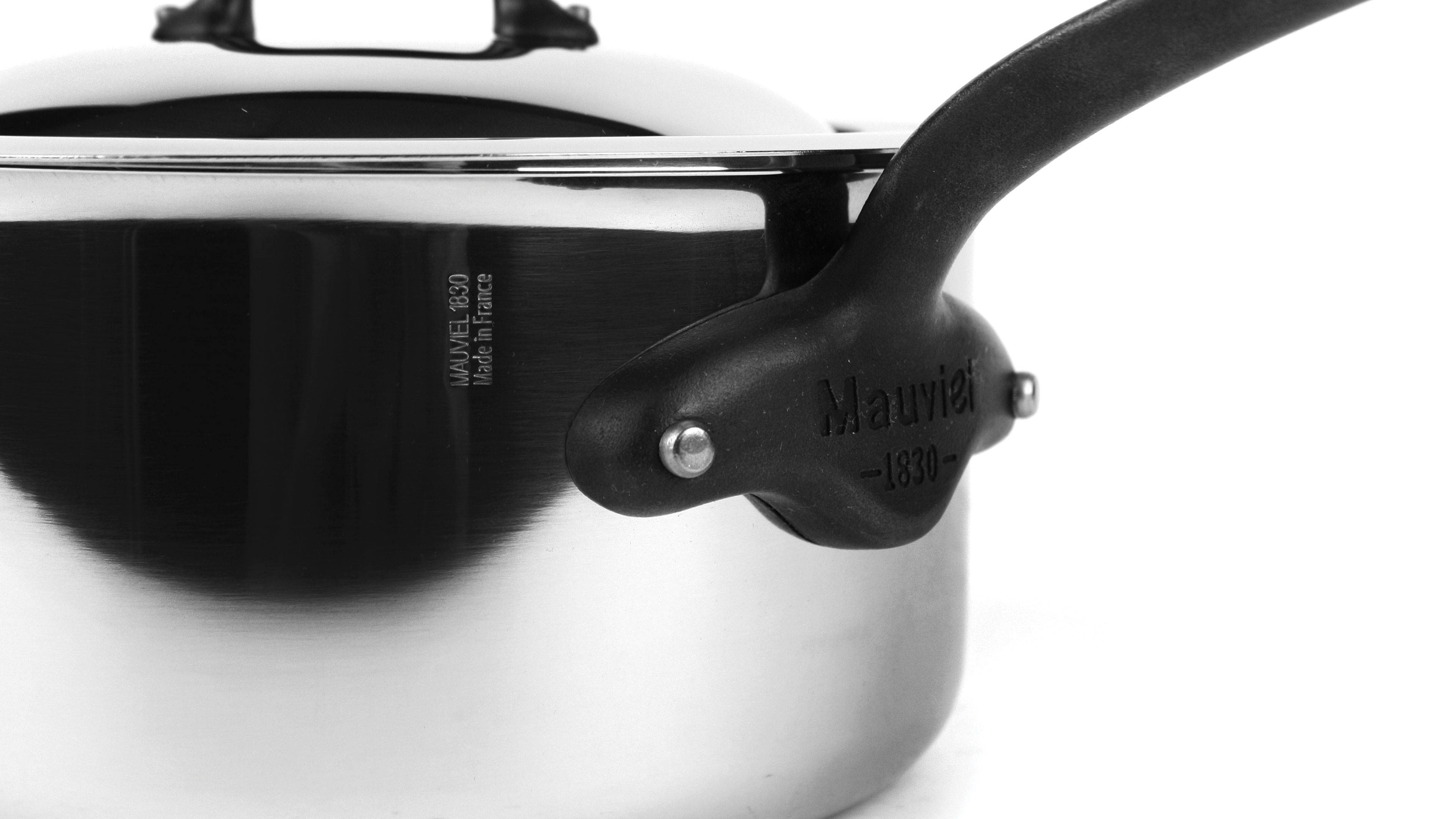 Mauviel M Cook Pro Stainless Steel Cookware Set 10 Piece