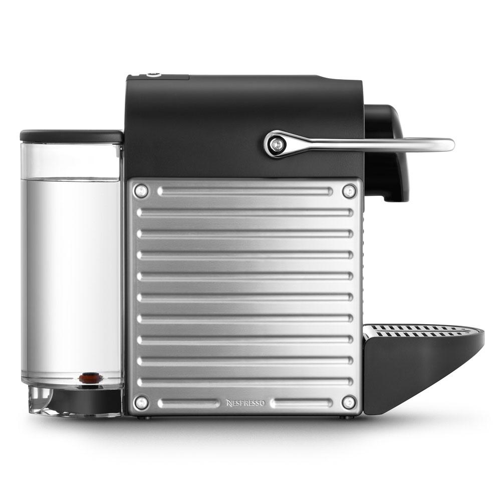 Nespresso Pixie Espresso Maker Chrome Cutlery And More