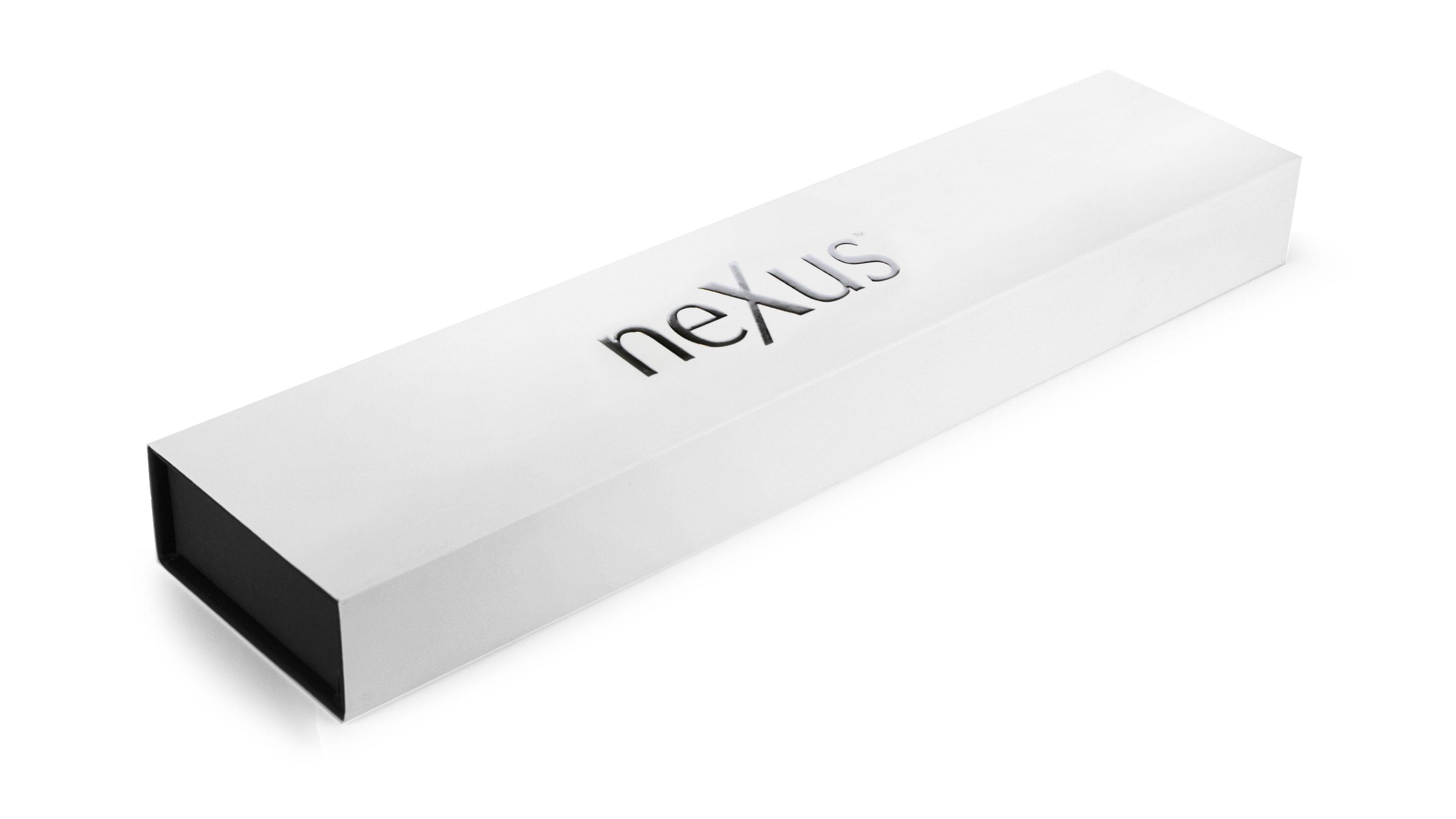 Nexus Bd1n Stainless Steel Curved Boning Knife 6