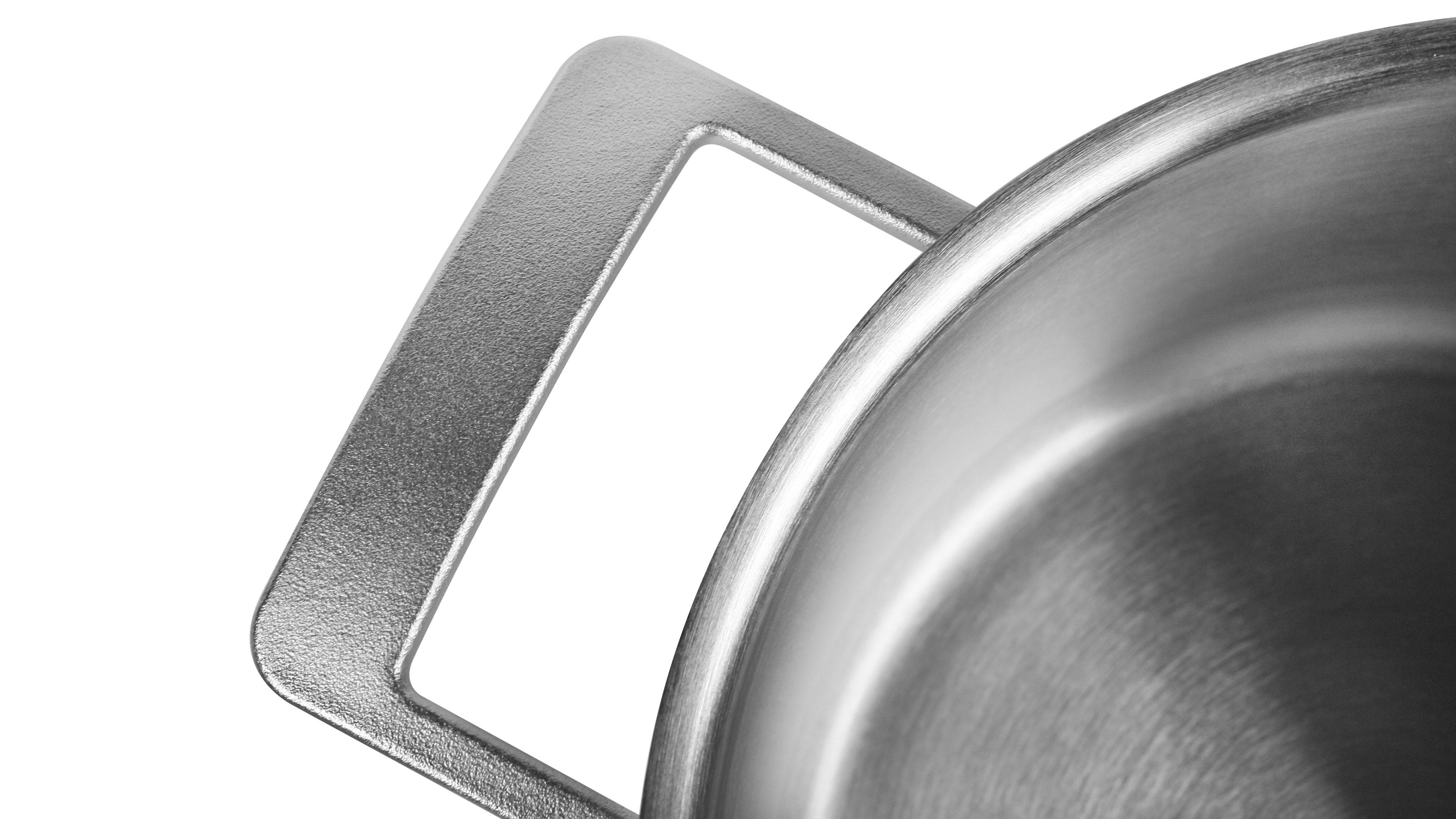 Demeyere Industry5 Stainless Steel Cookware Set 10 Piece