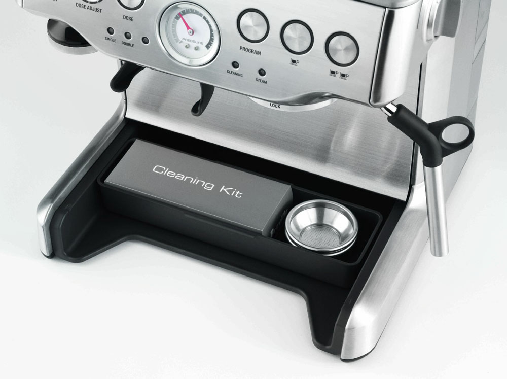 breville programmable espresso machine