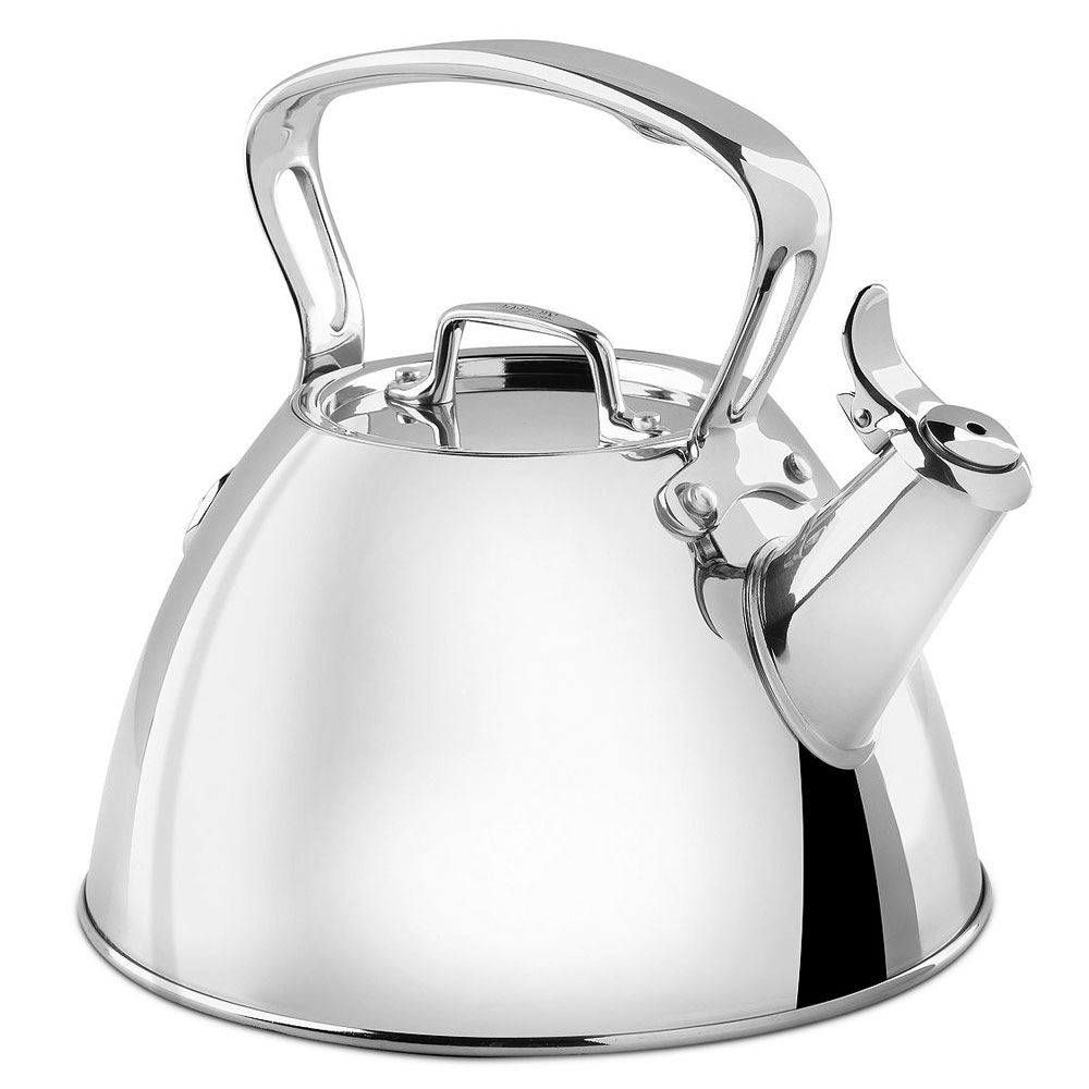allclad teakettle on sale  cutlery and more -
