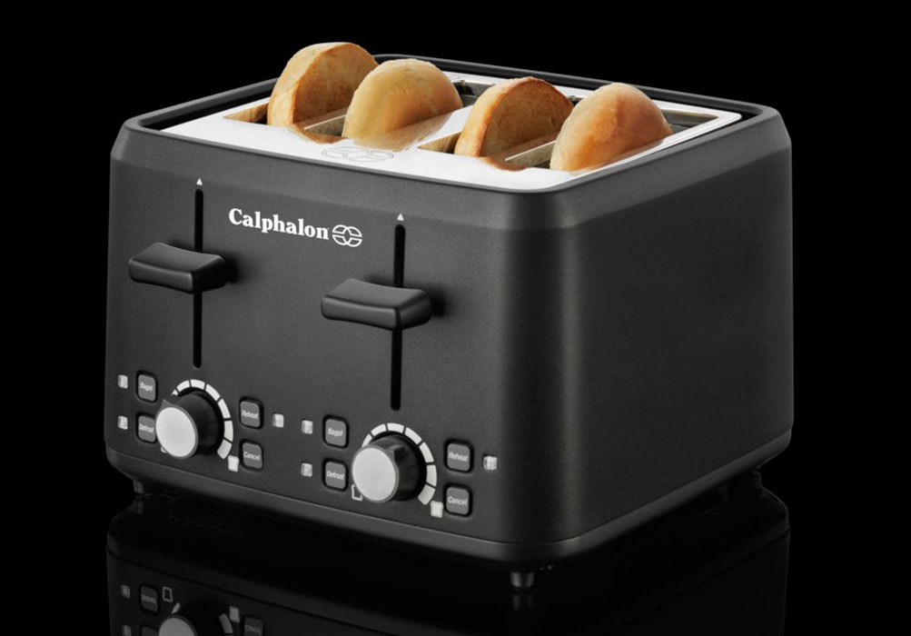 Calphalon Toaster 4 Slot Cutlery And More