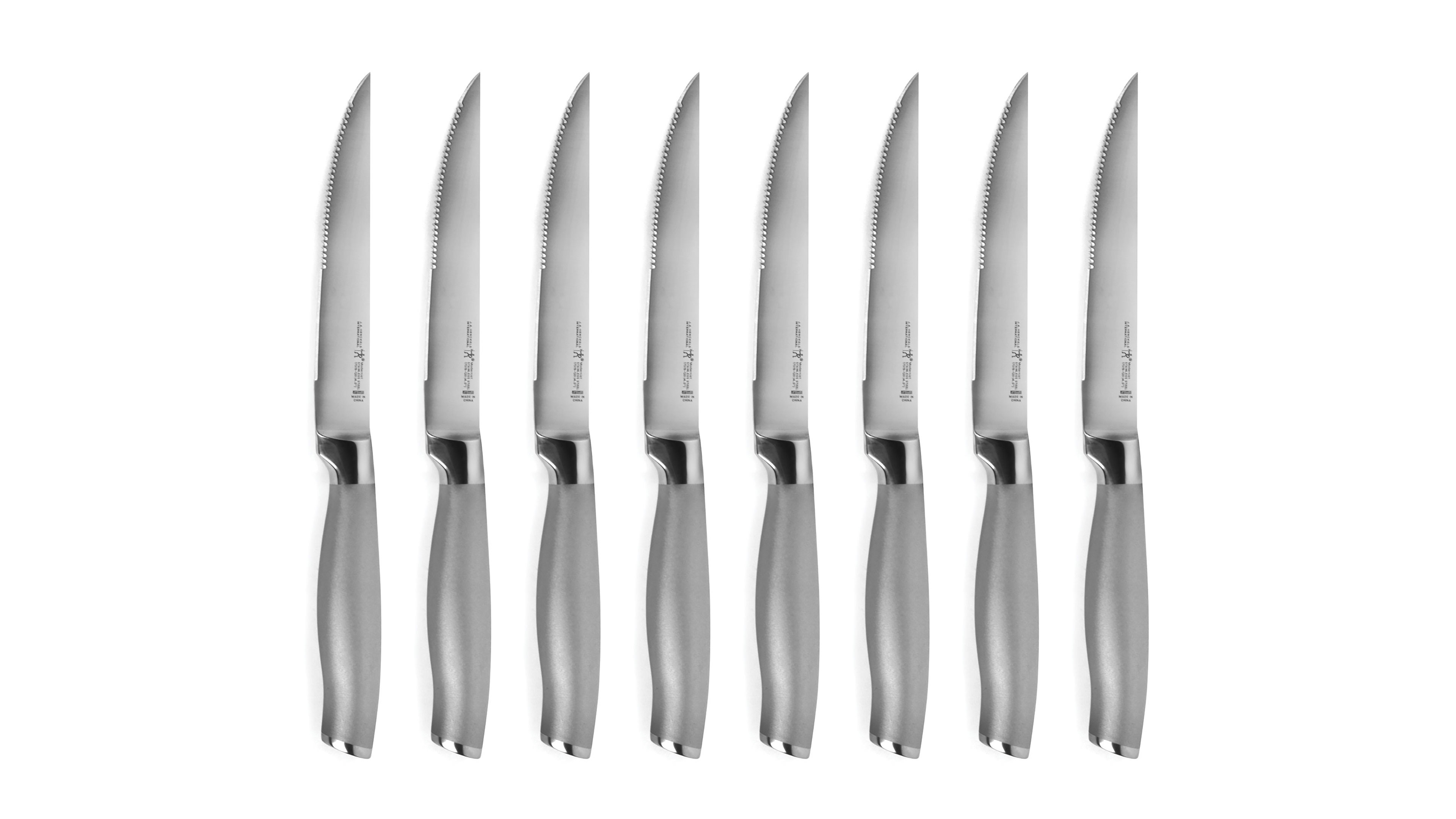 Henckels International Modernist Self Sharpening Knife Set