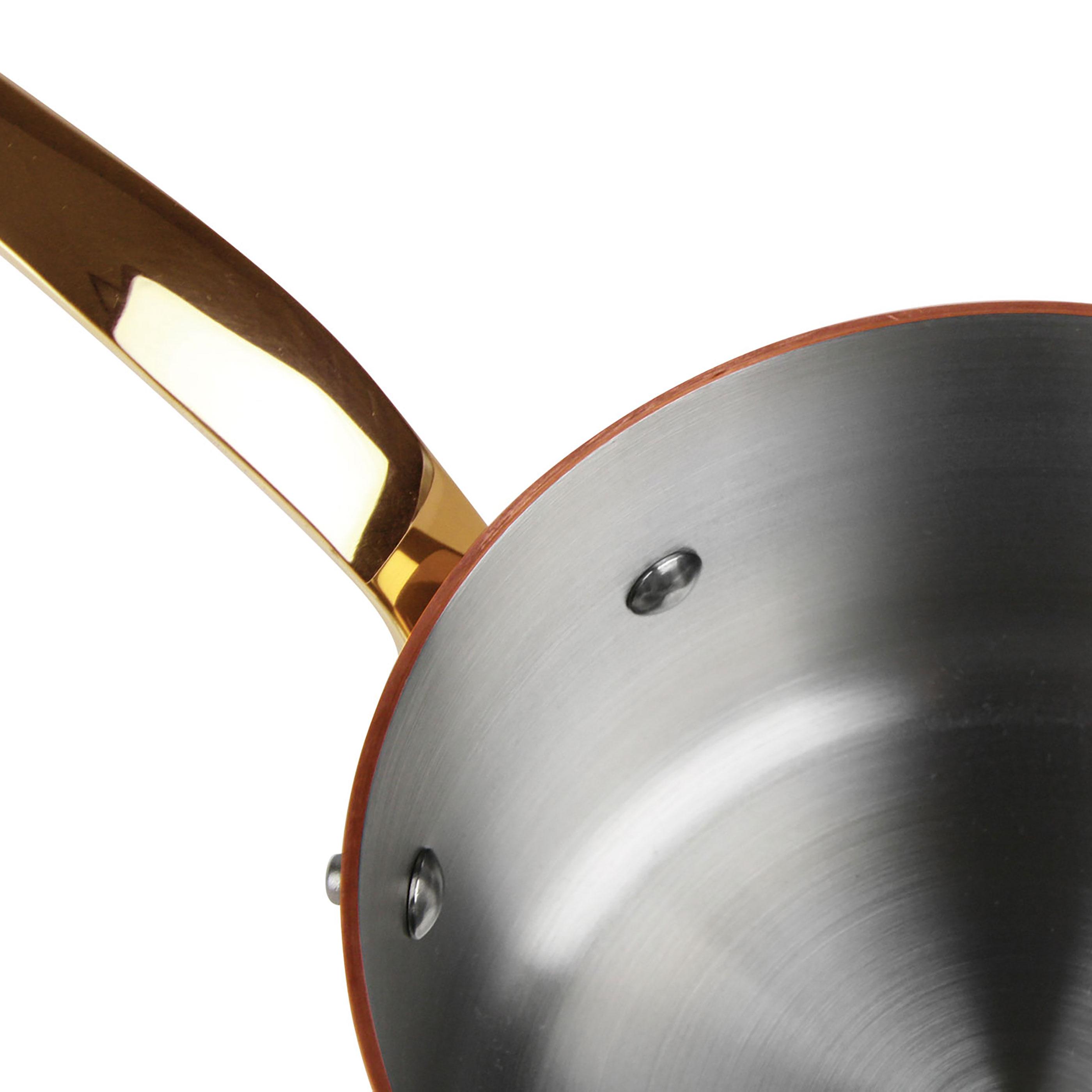 Mauviel M Heritage 250b Copper Cookware Set 3 Piece