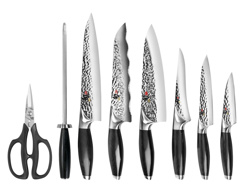 Shun Edo Knife Block Set - Save 57% | Cutlery and More