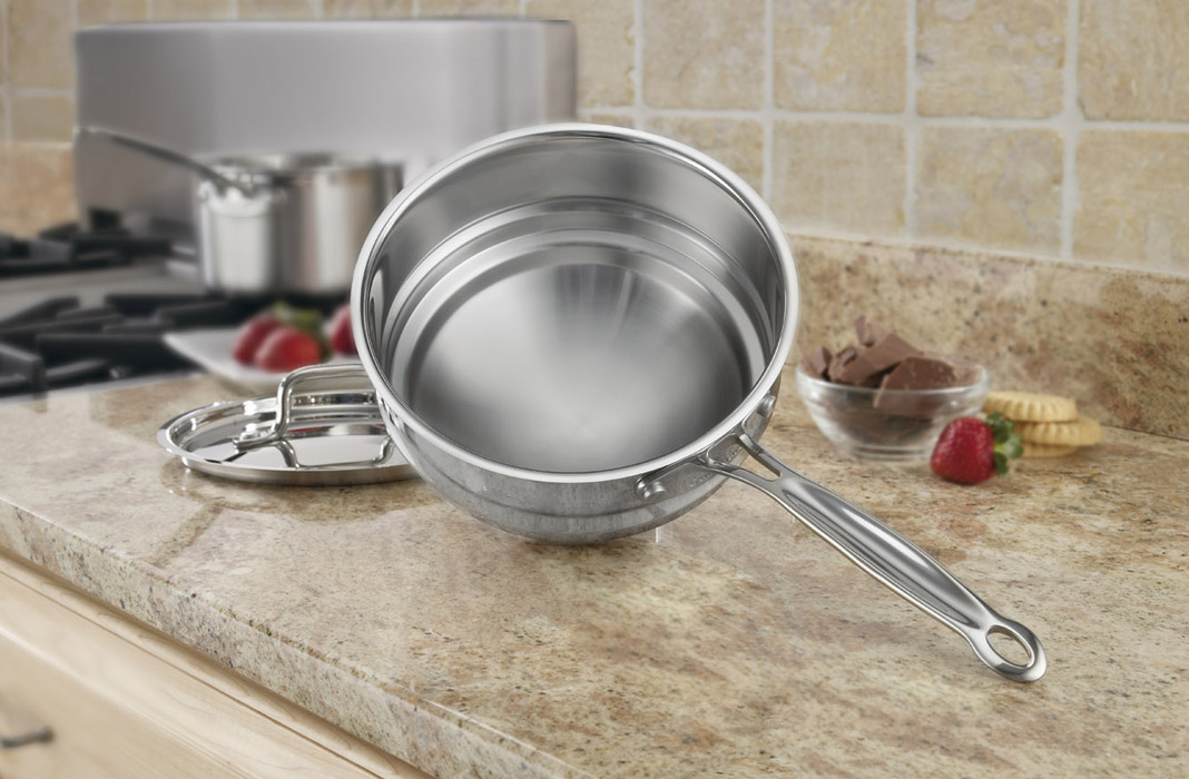 Cuisinart Multiclad Pro Stainless Steel Double Boiler With