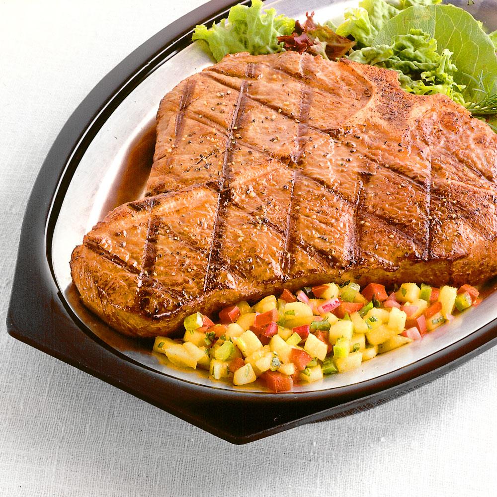 Nordicware Oval Steak N Fajita Platter 11 Inch Cutlery