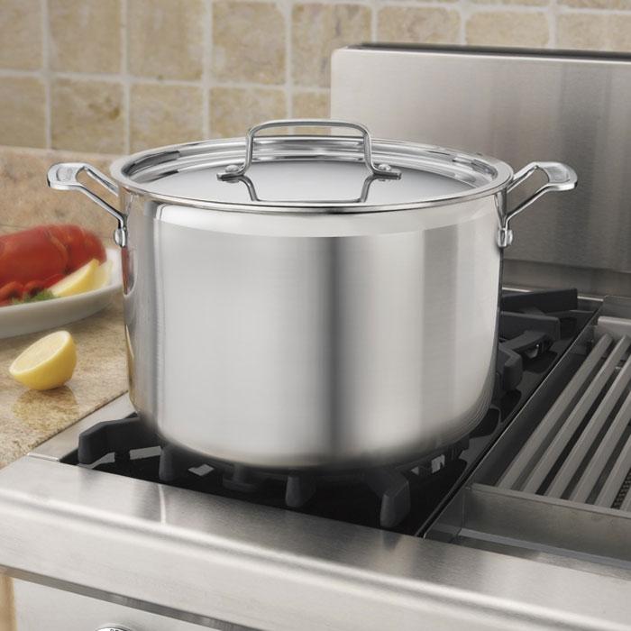Cuisinart Multiclad Pro Stainless Steel Stock Pot 12