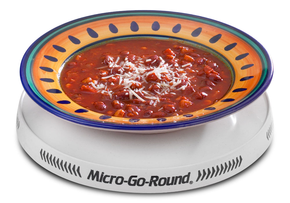 Nordicware Microwave Cookware Micro Go Round Turntable 10