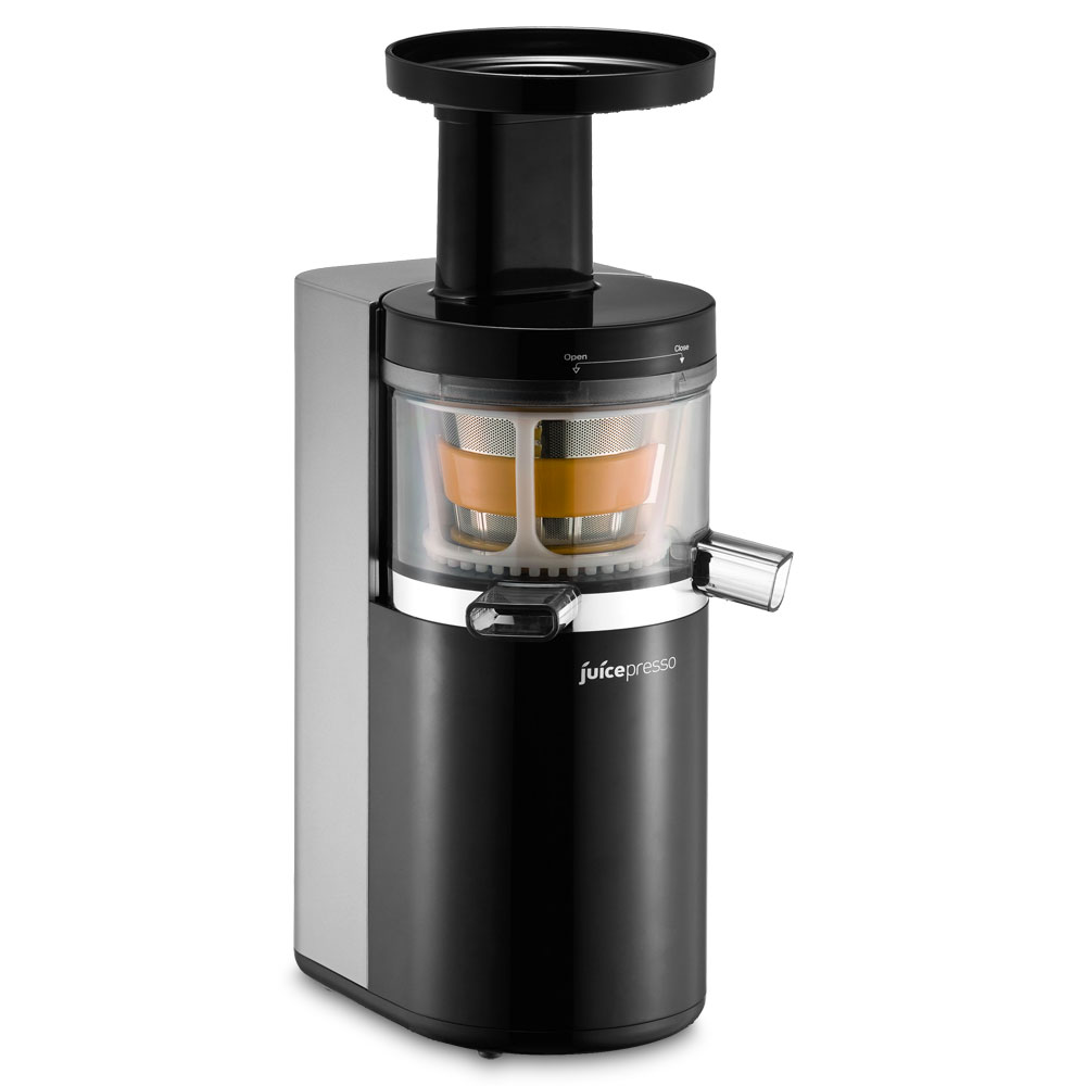 Coway JuicePresso vertical Slow Juicer - L Equip Slow Juicer Cutlery and More