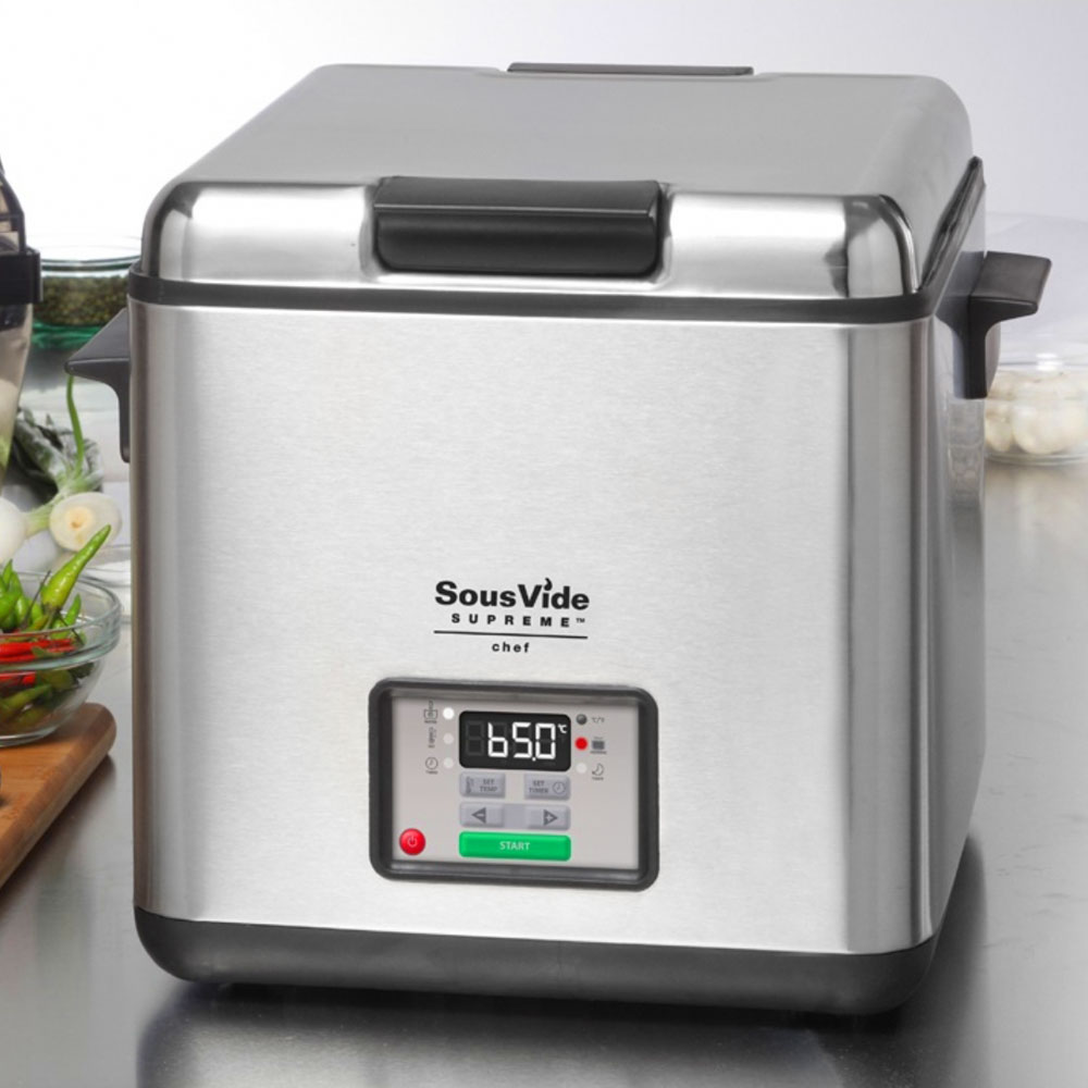 Sousvide Supreme Chef Professional Nsf Commercial Model