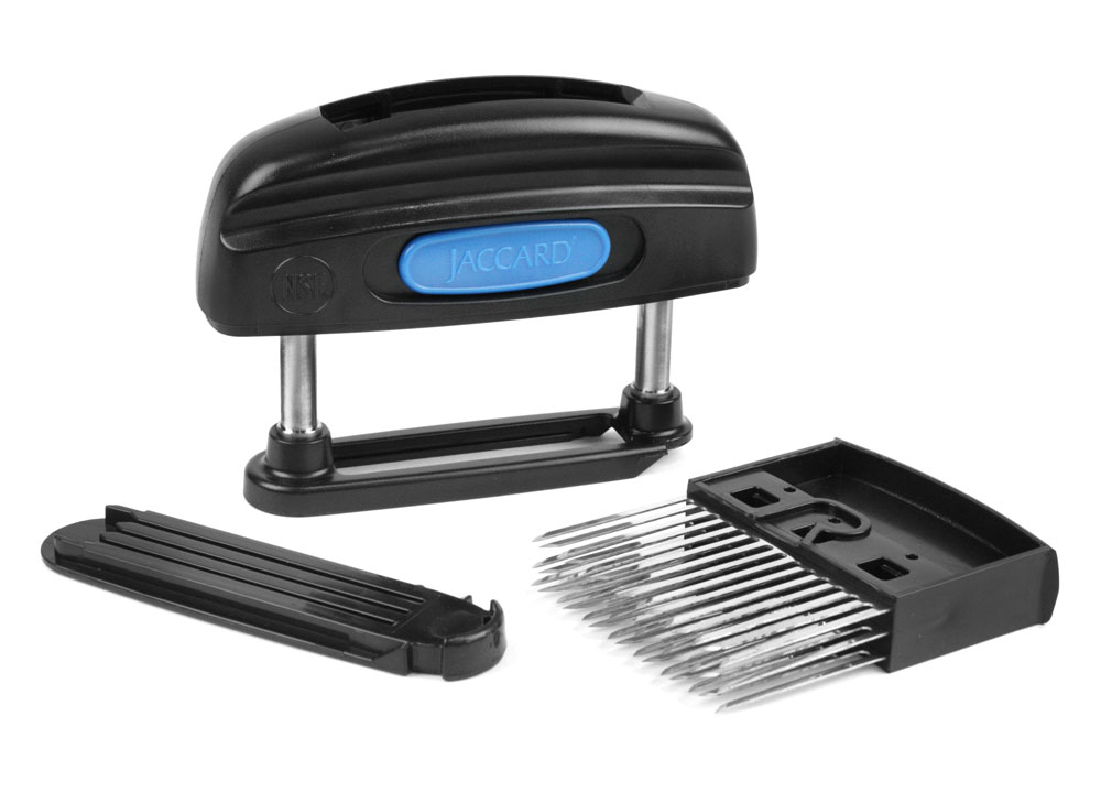 Jaccard Meat Tenderizer With Removable Cartridge Cutlery