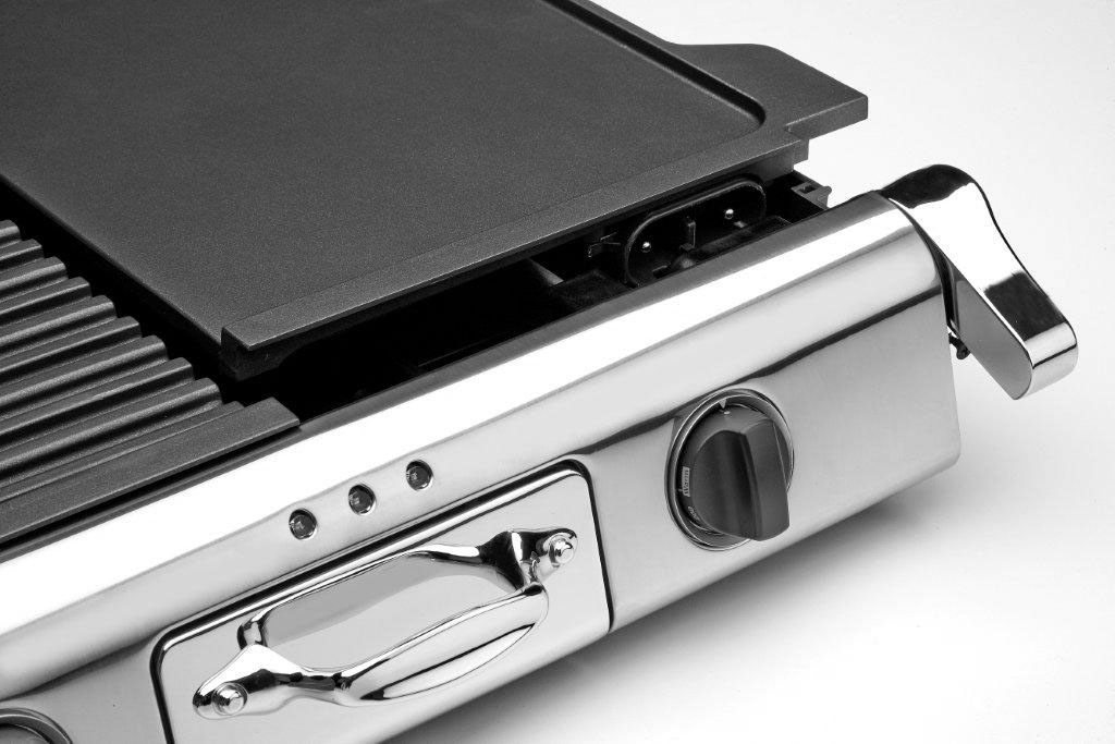 All Clad Stainless Steel Electric Grill Griddle 20x13