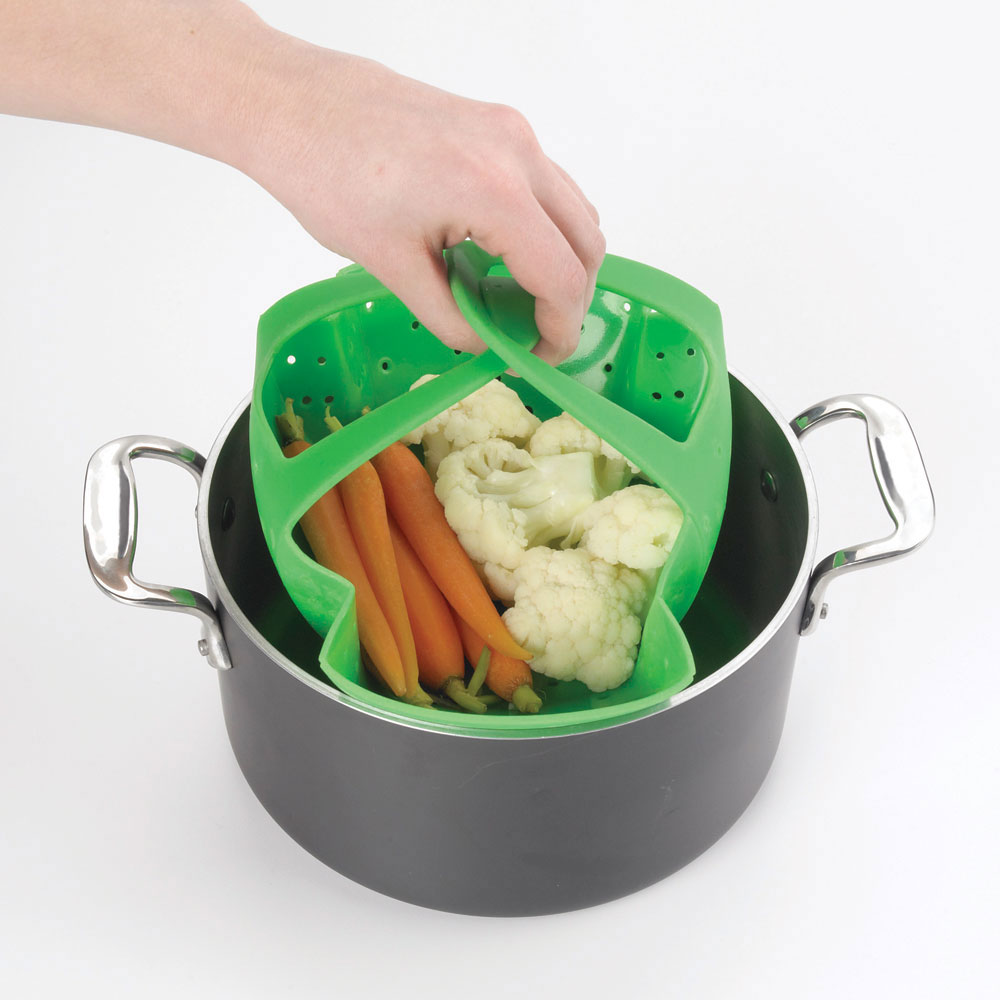 Oxo Good Grips Silicone Steamer Cutlery And More