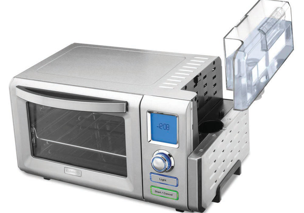 Convection Toaster Oven Microwave Combo : Cuisinart Combination Convection & Steam Oven Cutlery and More