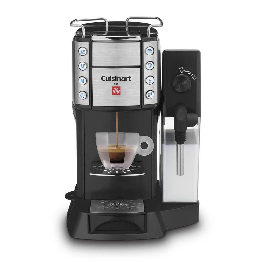 Cuisinart For Illy Buona Tazza Iperespresso Machine On